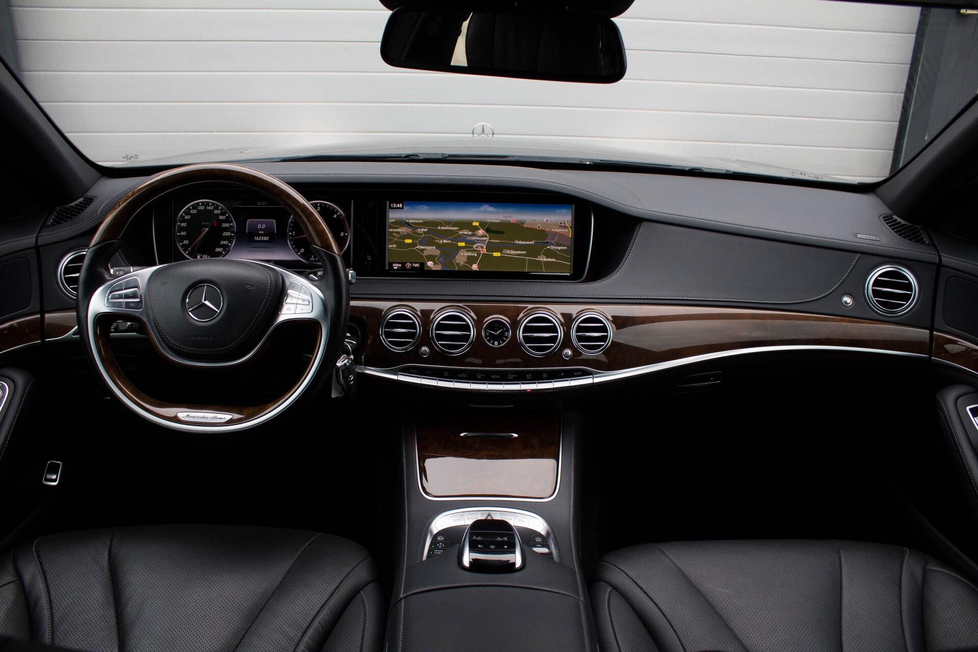 Mercedes-Benz S-Klasse 350 Bluetec Prestige/Pano/Camera/Distronic/Memory/Wegkl-Trekhaak 1ste eigenaar Aut7 Foto 7