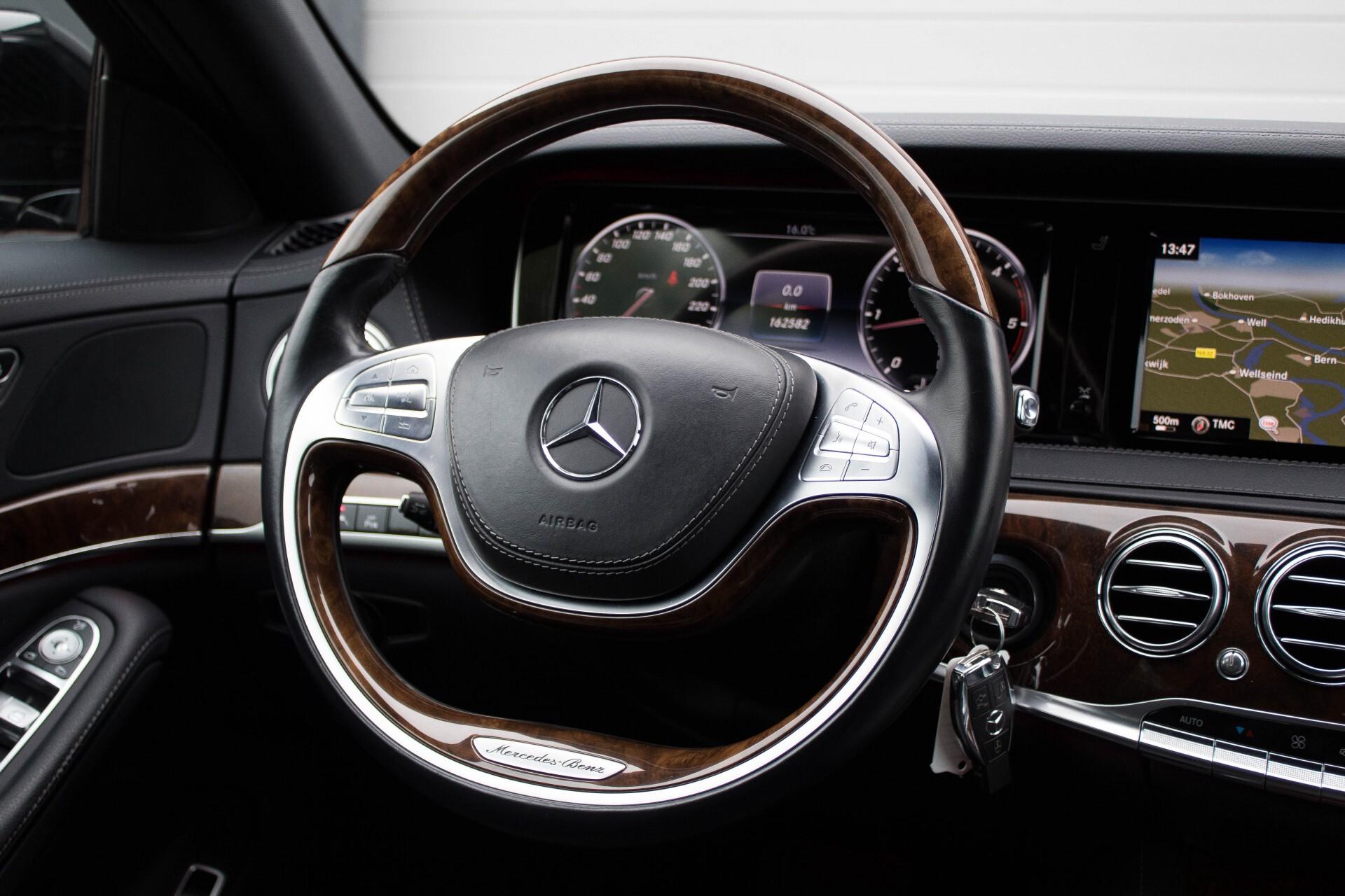 Mercedes-Benz S-Klasse 350 Bluetec Prestige/Pano/Camera/Distronic/Memory/Wegkl-Trekhaak 1ste eigenaar Aut7 Foto 8