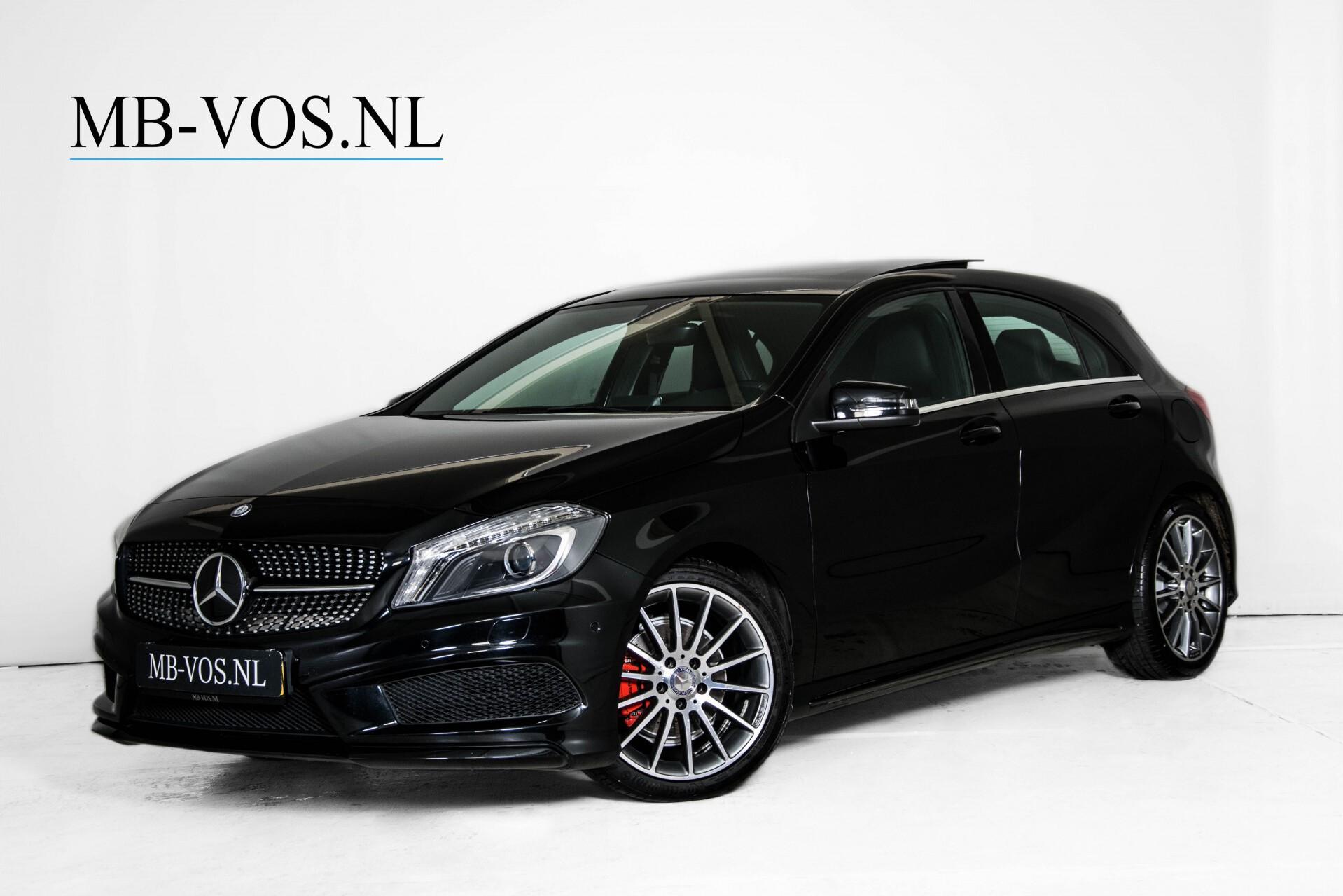 Mercedes-Benz A-Klasse 180 Cdi AMG Panorama Bi-xenon/Navi/PTS Aut7 Foto 1