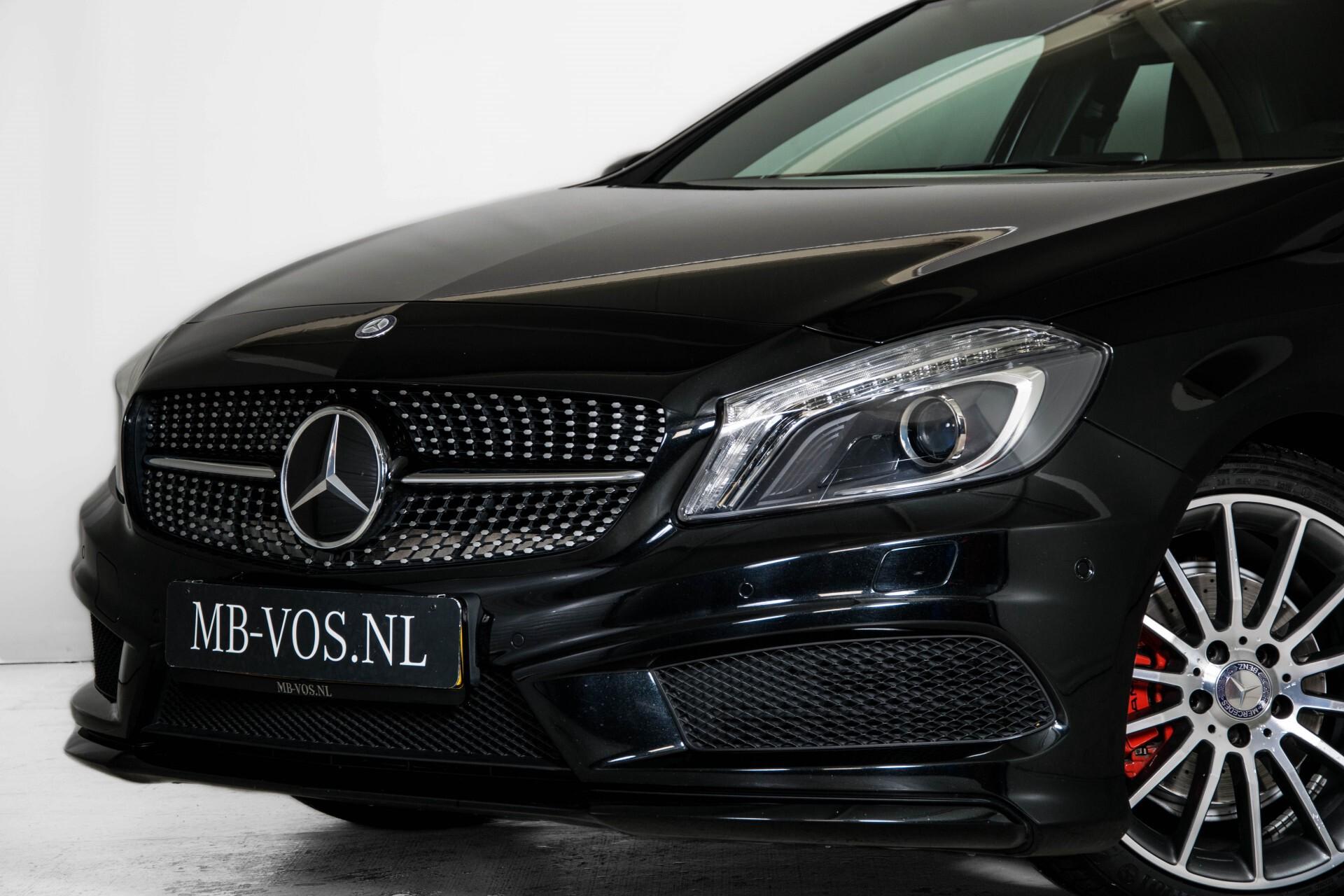 Mercedes-Benz A-Klasse 180 Cdi AMG Panorama Bi-xenon/Navi/PTS Aut7 Foto 31