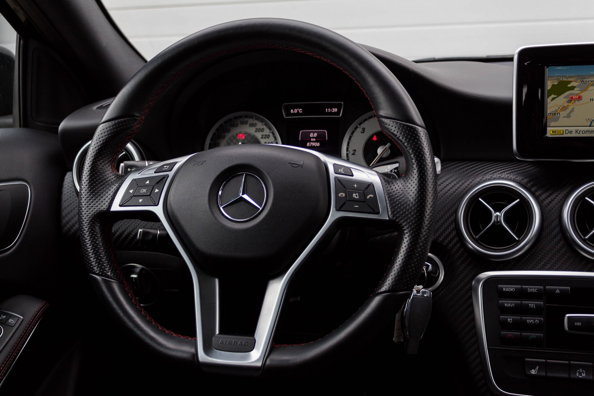 Mercedes-Benz A-Klasse 180 Cdi AMG Panorama Bi-xenon/Navi/PTS Aut7 Foto 8