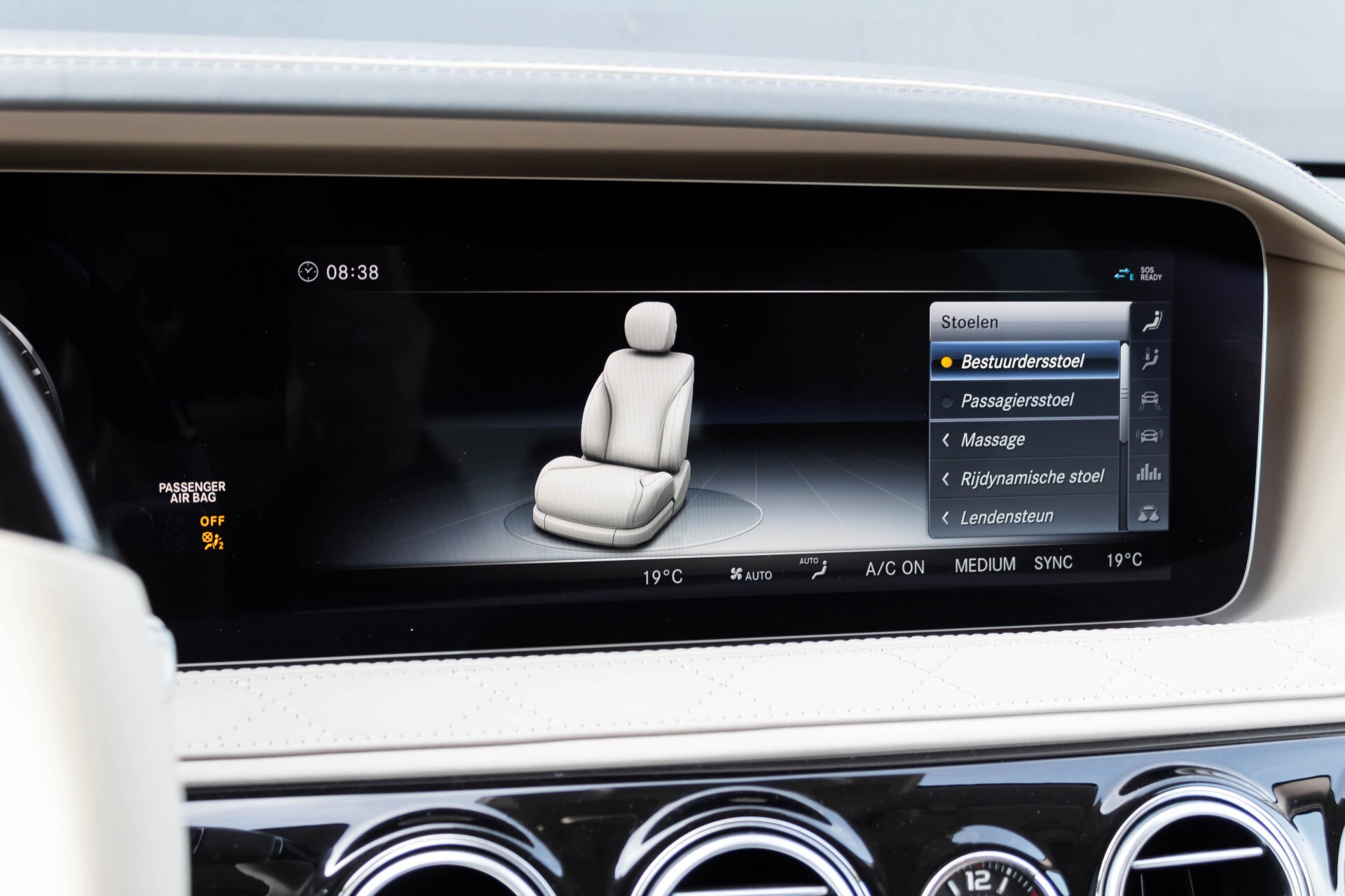 Mercedes-Benz S-Klasse 560 Maybach 4-M Designo First Class Full Options Aut9 Foto 23