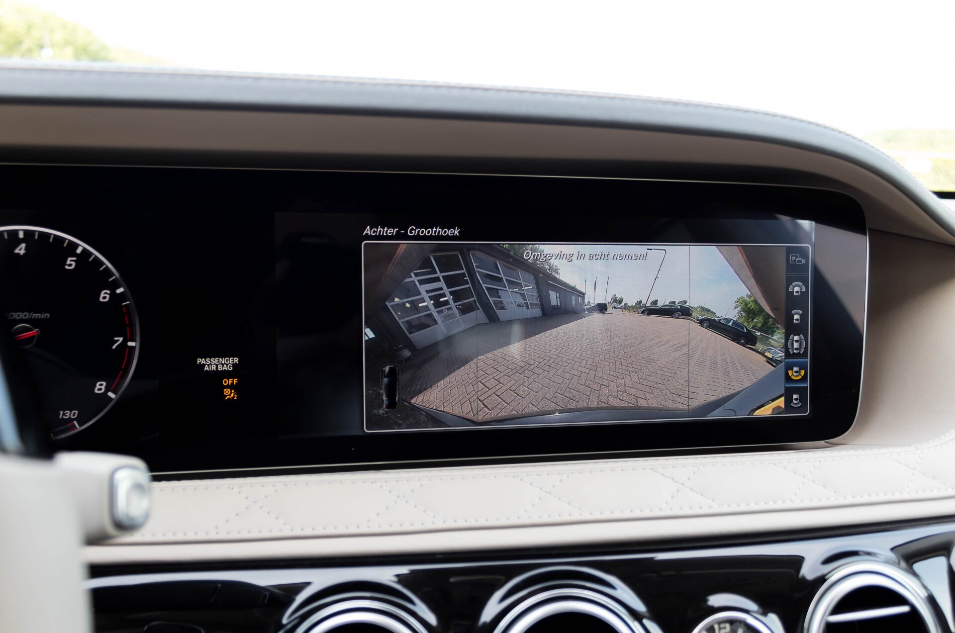 Mercedes-Benz S-Klasse 560 Maybach 4-M Designo First Class Full Options Aut9 Foto 45