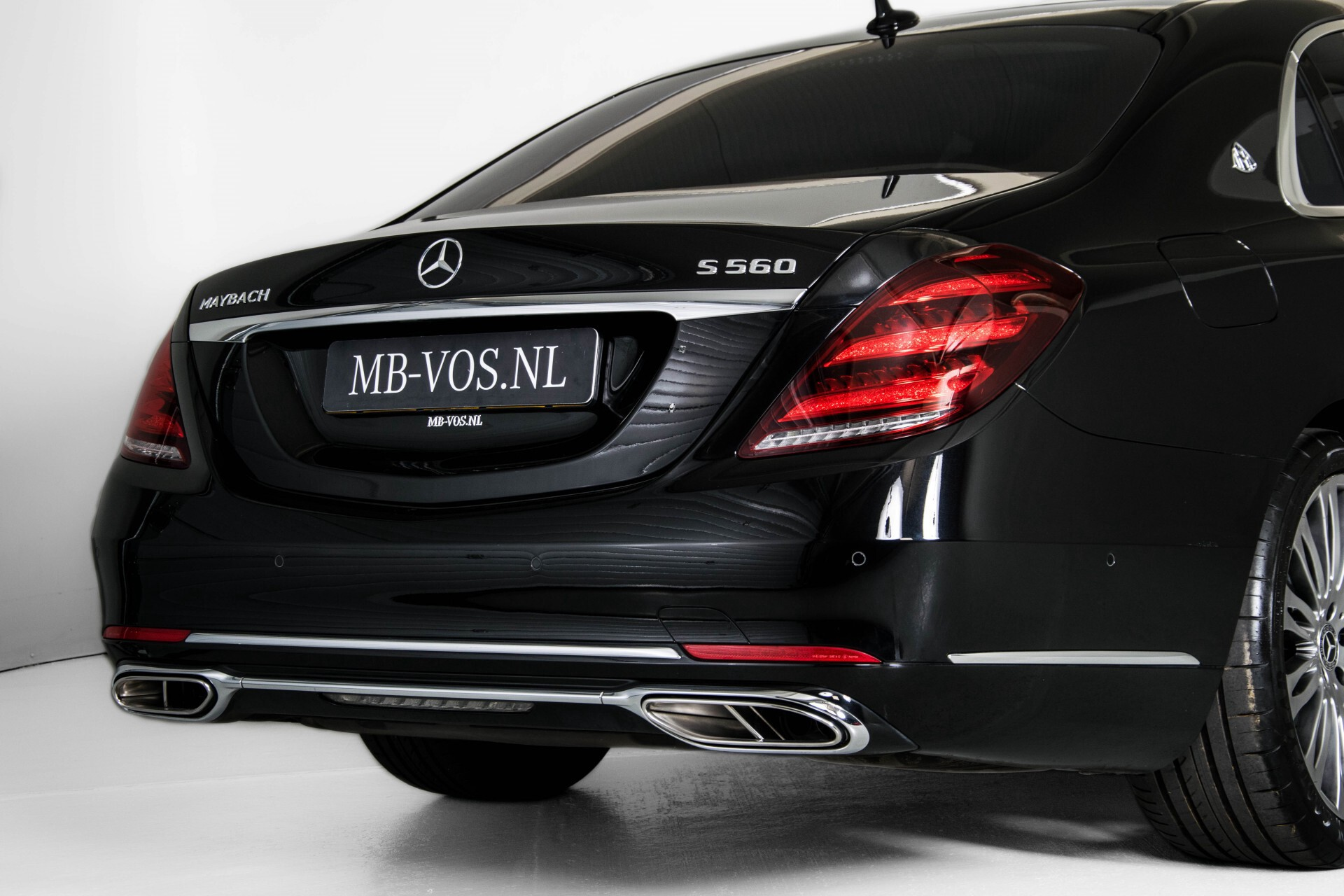 Mercedes-Benz S-Klasse 560 Maybach 4-M Designo First Class Full Options Aut9 Foto 85