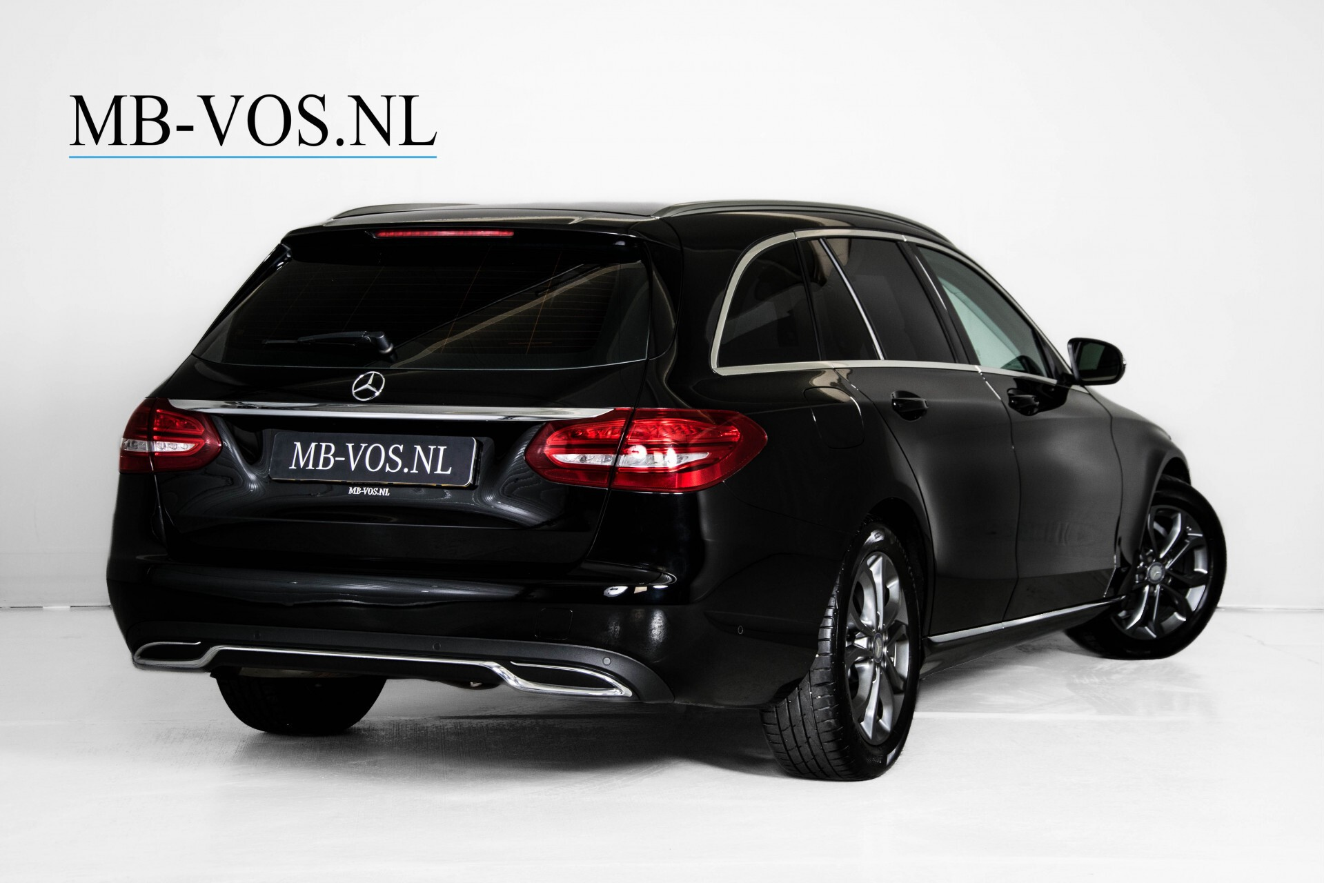 Mercedes-Benz C-Klasse Estate 180 Avantgarde LED/Navi/Privacyglas/Pts/Aut-koffer Aut7 Foto 2