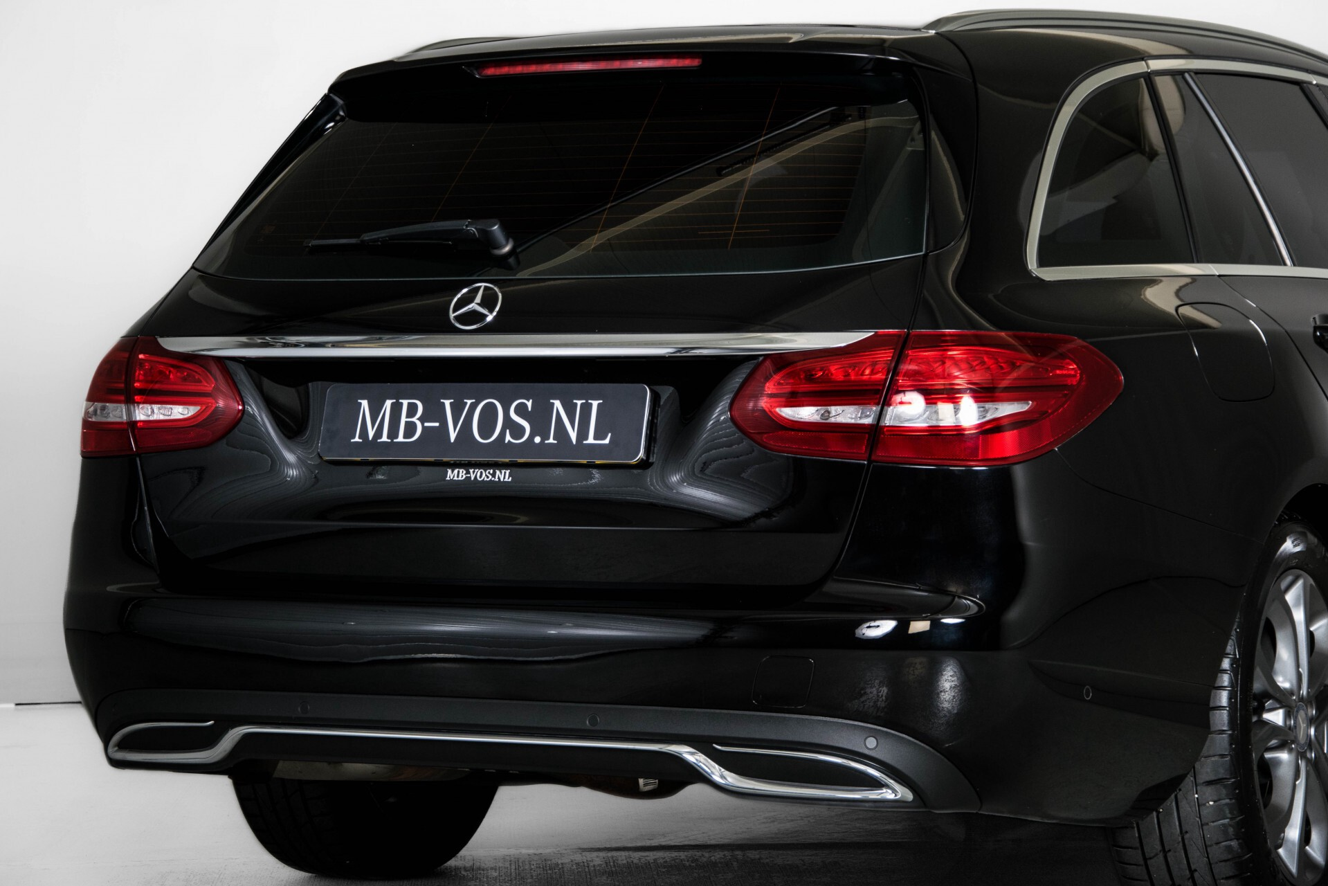 Mercedes-Benz C-Klasse Estate 180 Avantgarde LED/Navi/Privacyglas/Pts/Aut-koffer Aut7 Foto 50