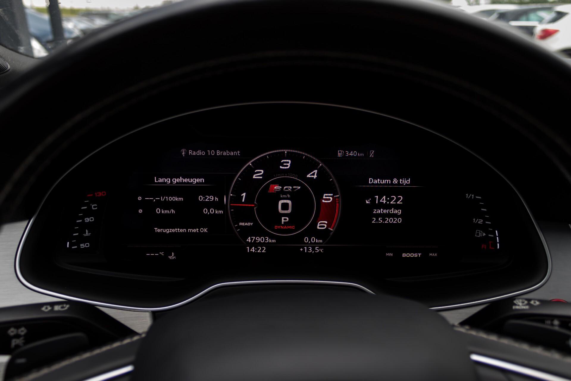 Audi SQ7 4.0 TDI 435pk Quattro Full Options Grijs Kenteken Aut8 Foto 10