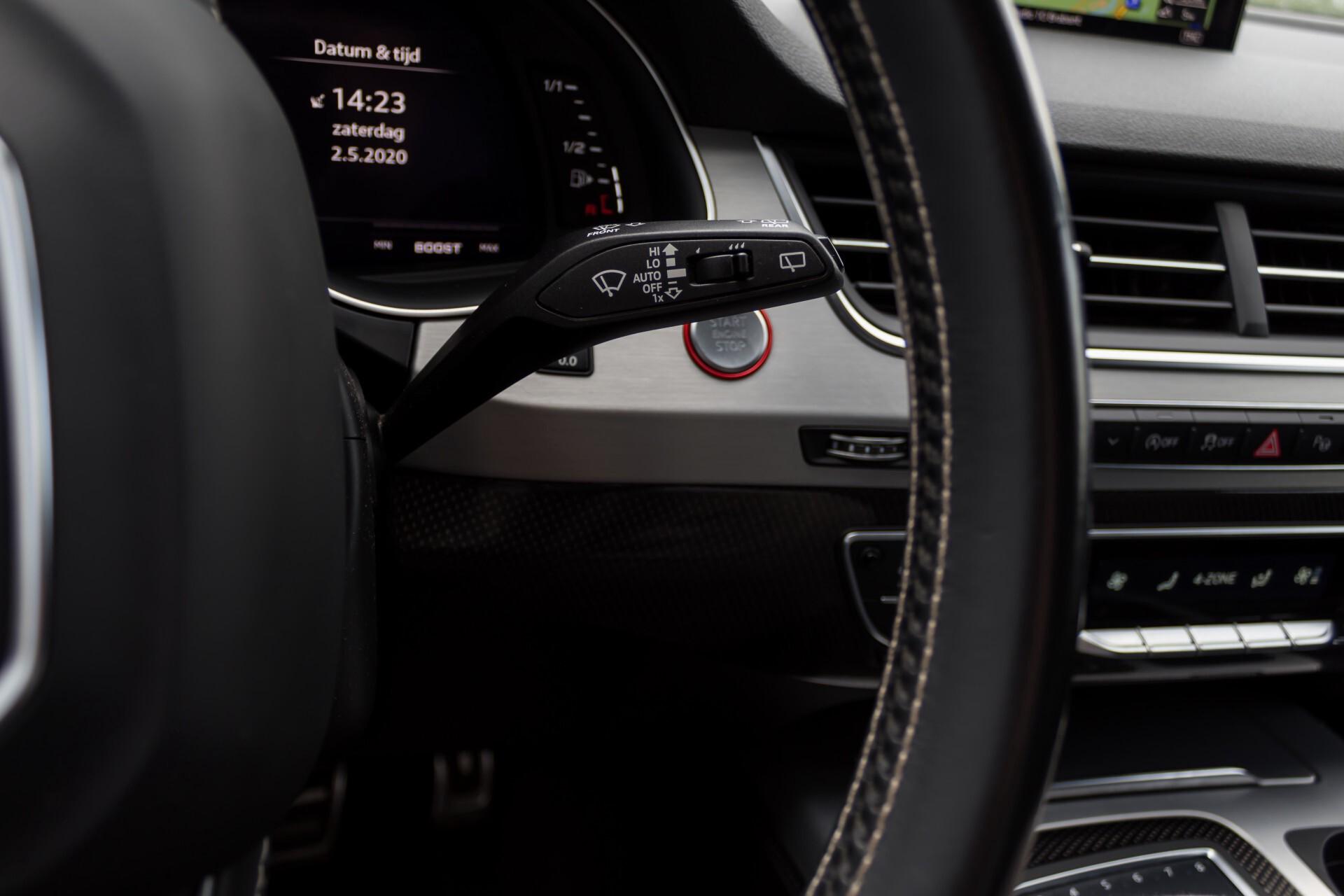 Audi SQ7 4.0 TDI 435pk Quattro Full Options Grijs Kenteken Aut8 Foto 11