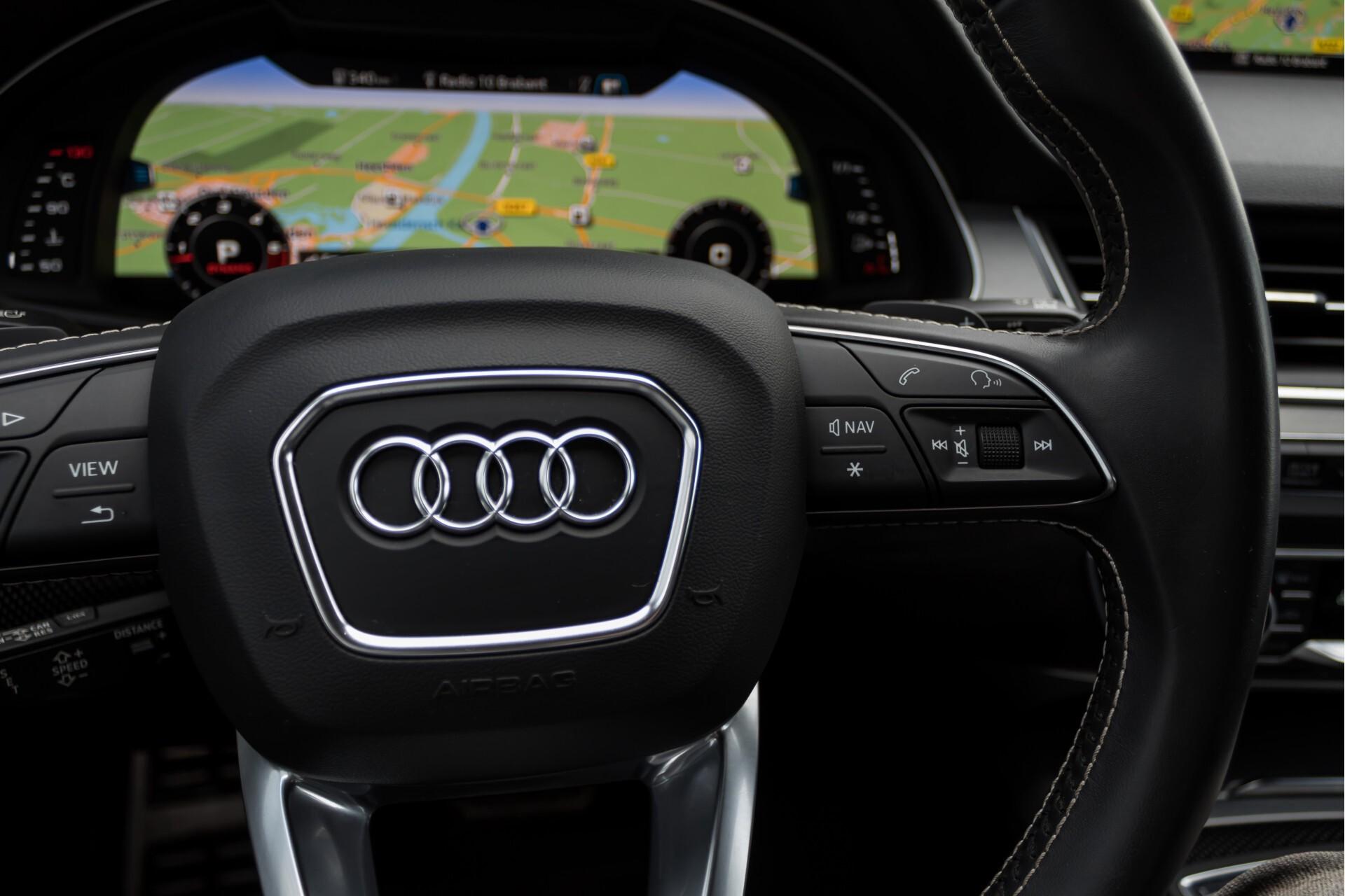 Audi SQ7 4.0 TDI 435pk Quattro Full Options Grijs Kenteken Aut8 Foto 12
