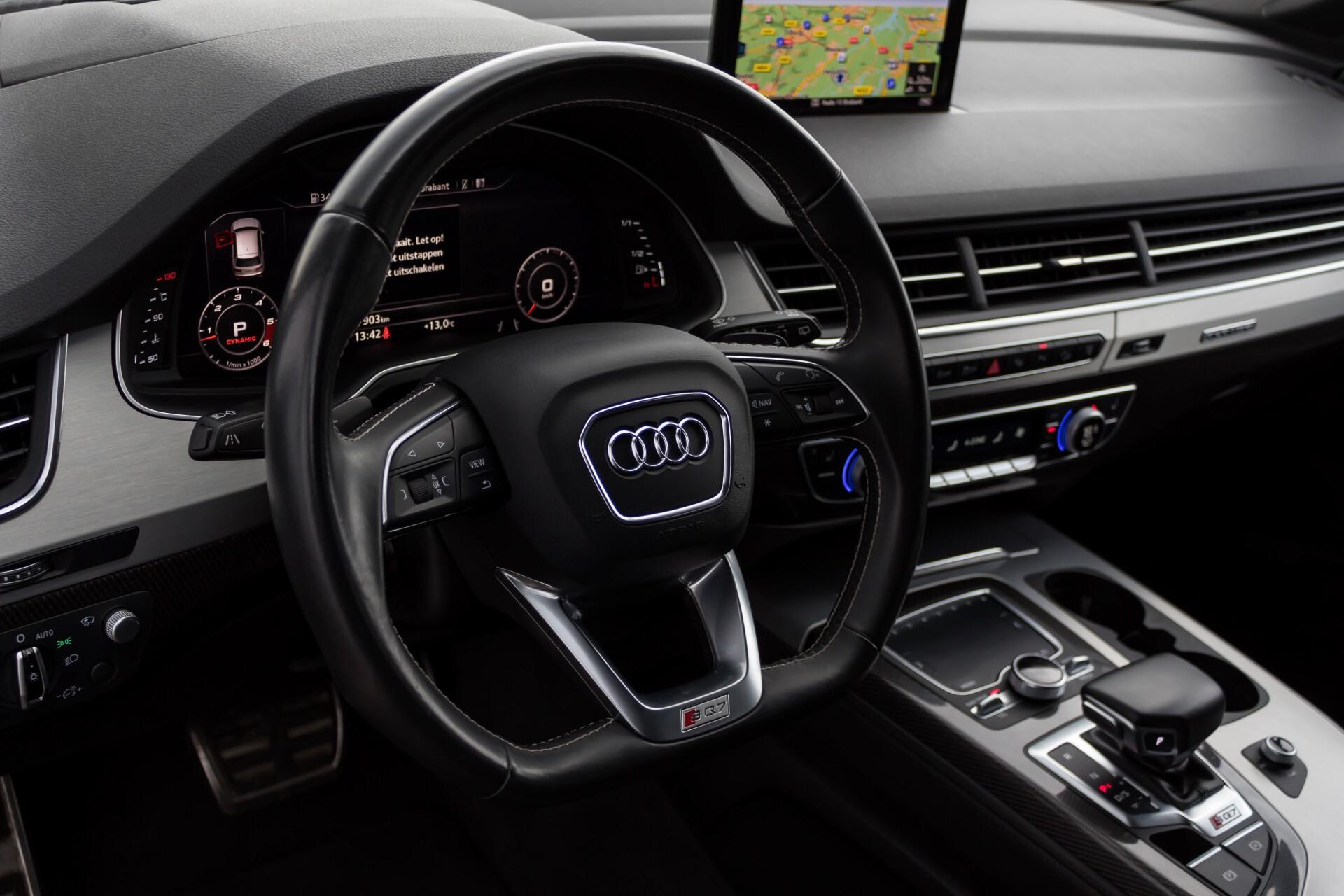 Audi SQ7 4.0 TDI 435pk Quattro Full Options Grijs Kenteken Aut8 Foto 15
