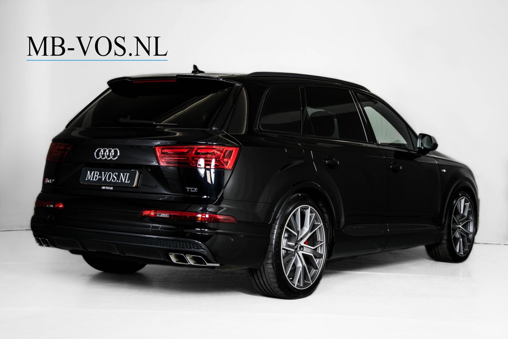 Audi SQ7 4.0 TDI 435pk Quattro Full Options Grijs Kenteken Aut8 Foto 2