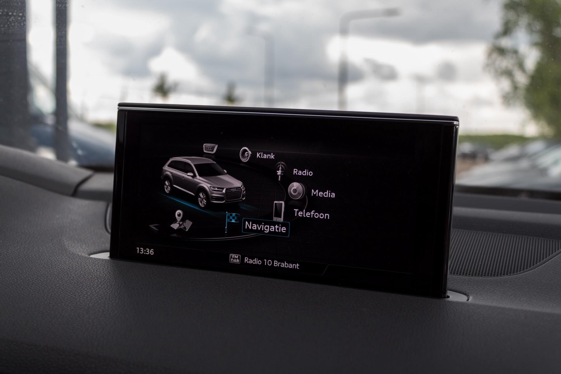Audi SQ7 4.0 TDI 435pk Quattro Full Options Grijs Kenteken Aut8 Foto 22