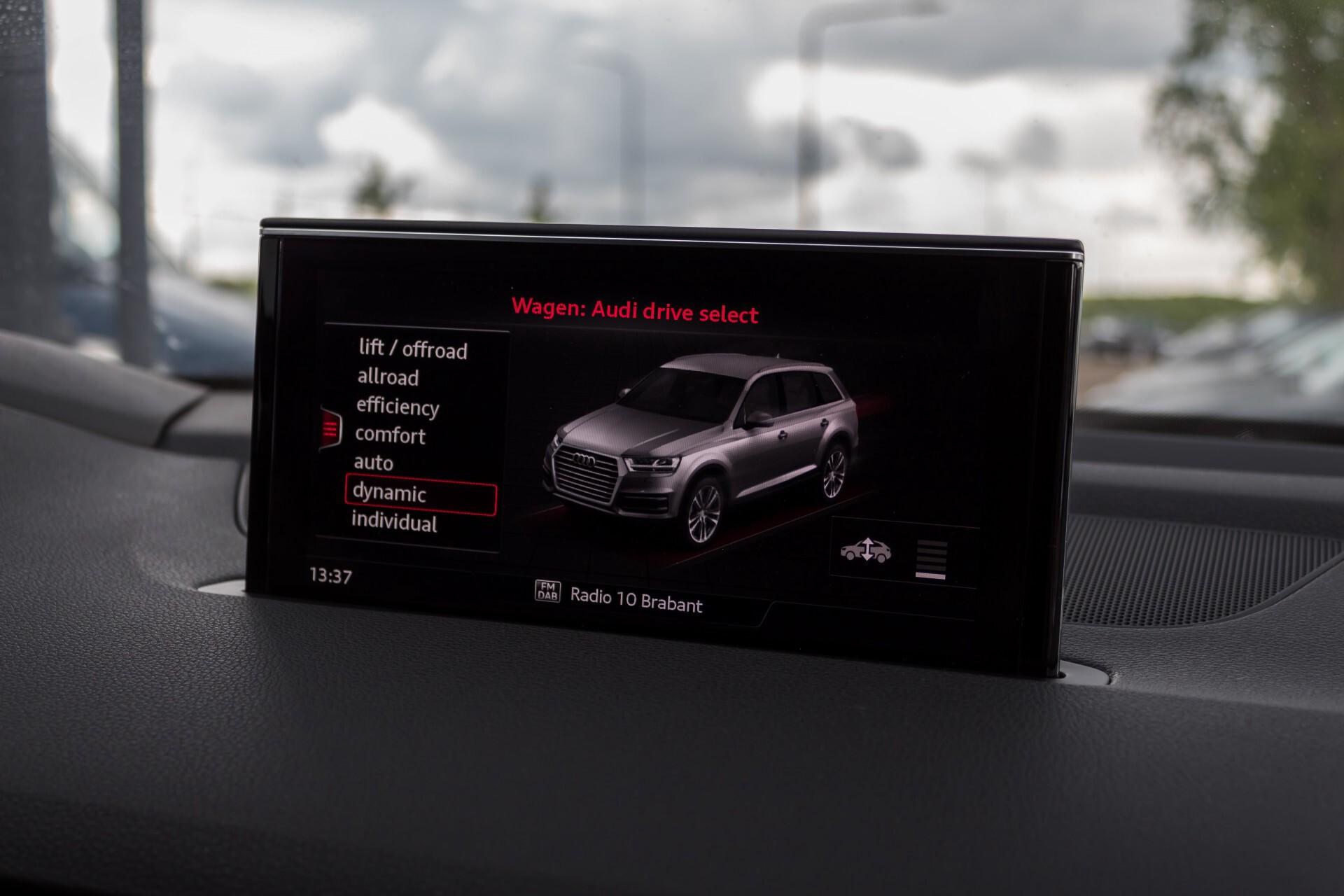 Audi SQ7 4.0 TDI 435pk Quattro Full Options Grijs Kenteken Aut8 Foto 26