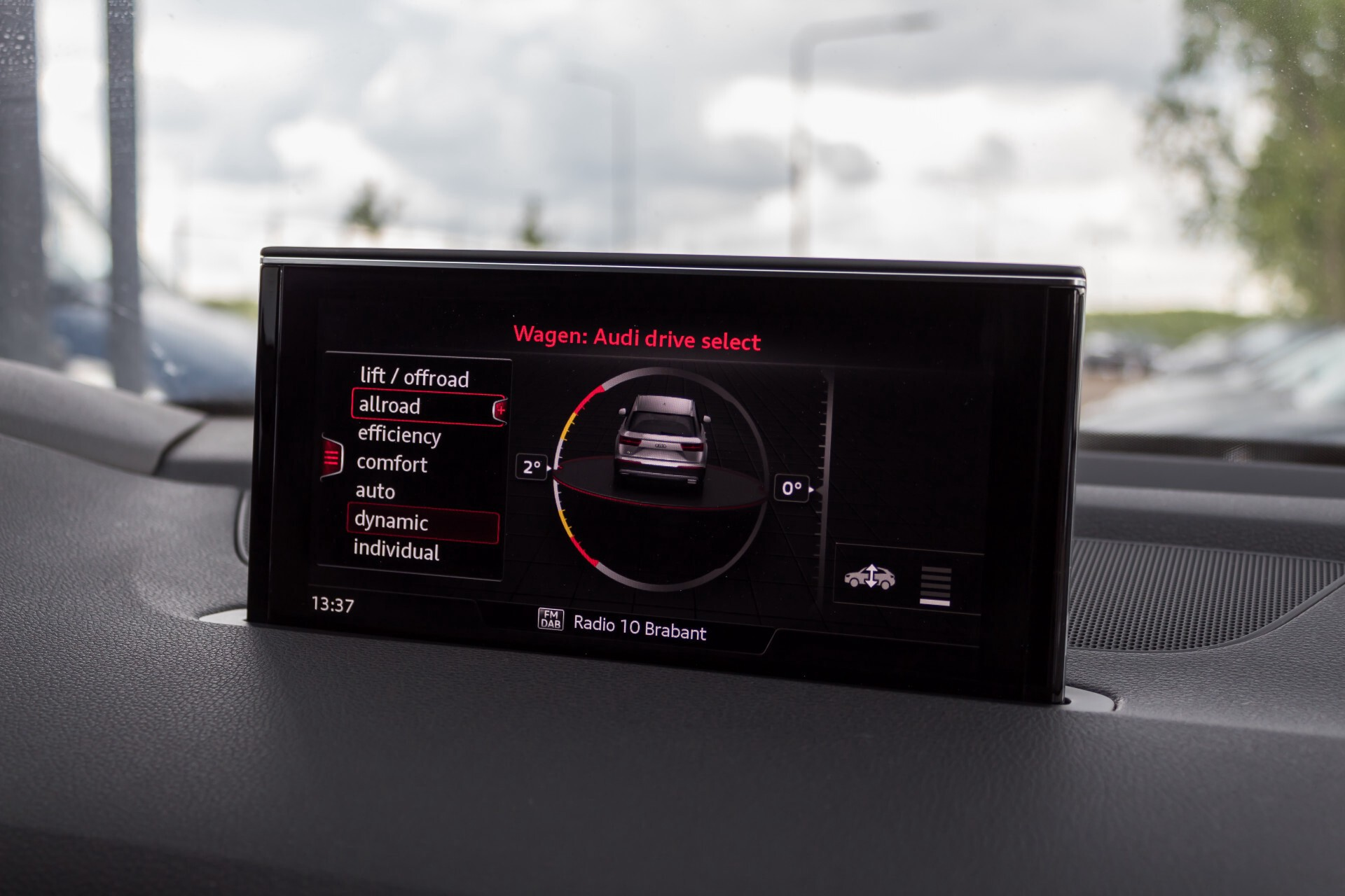 Audi SQ7 4.0 TDI 435pk Quattro Full Options Grijs Kenteken Aut8 Foto 28
