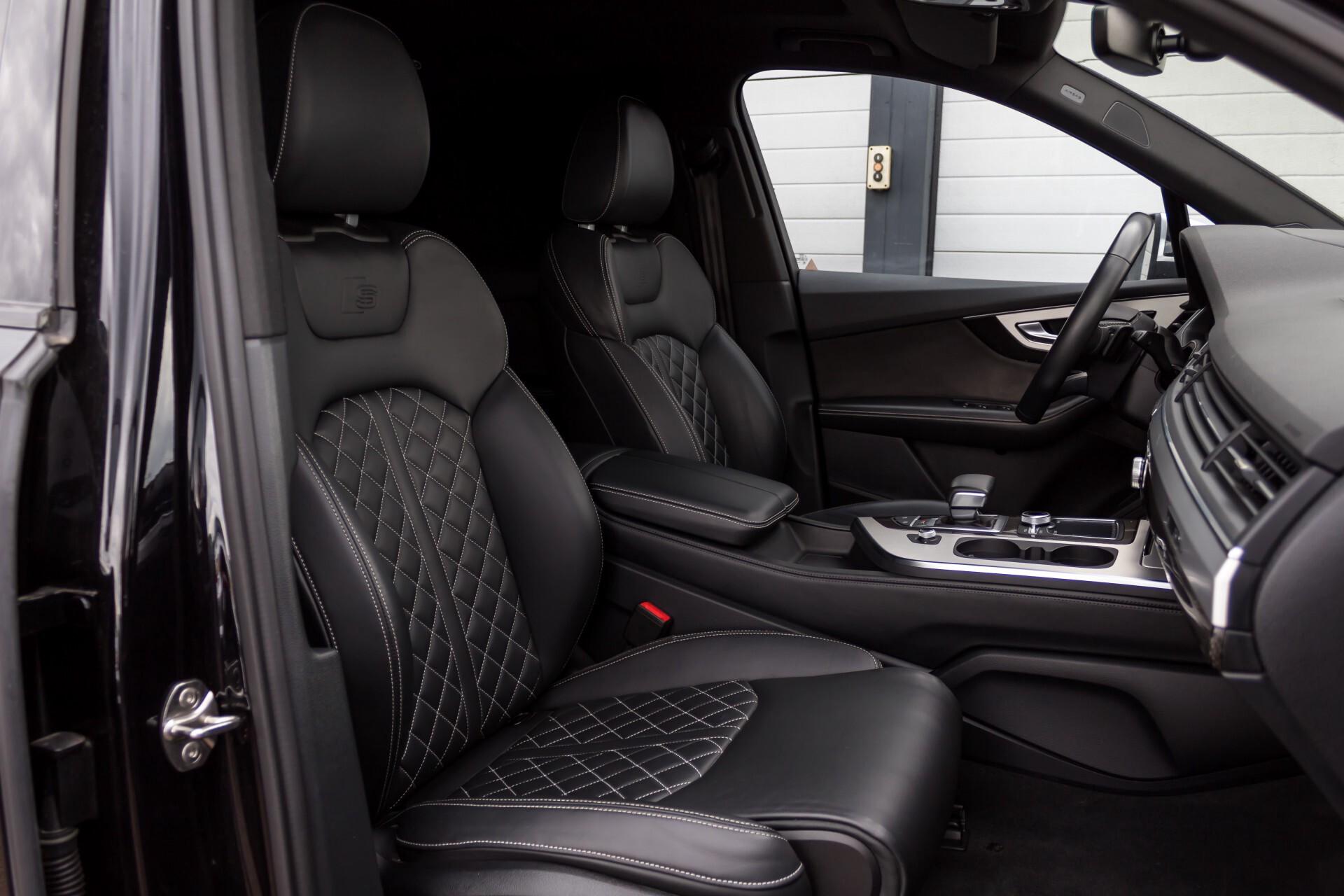 Audi SQ7 4.0 TDI 435pk Quattro Full Options Grijs Kenteken Aut8 Foto 3