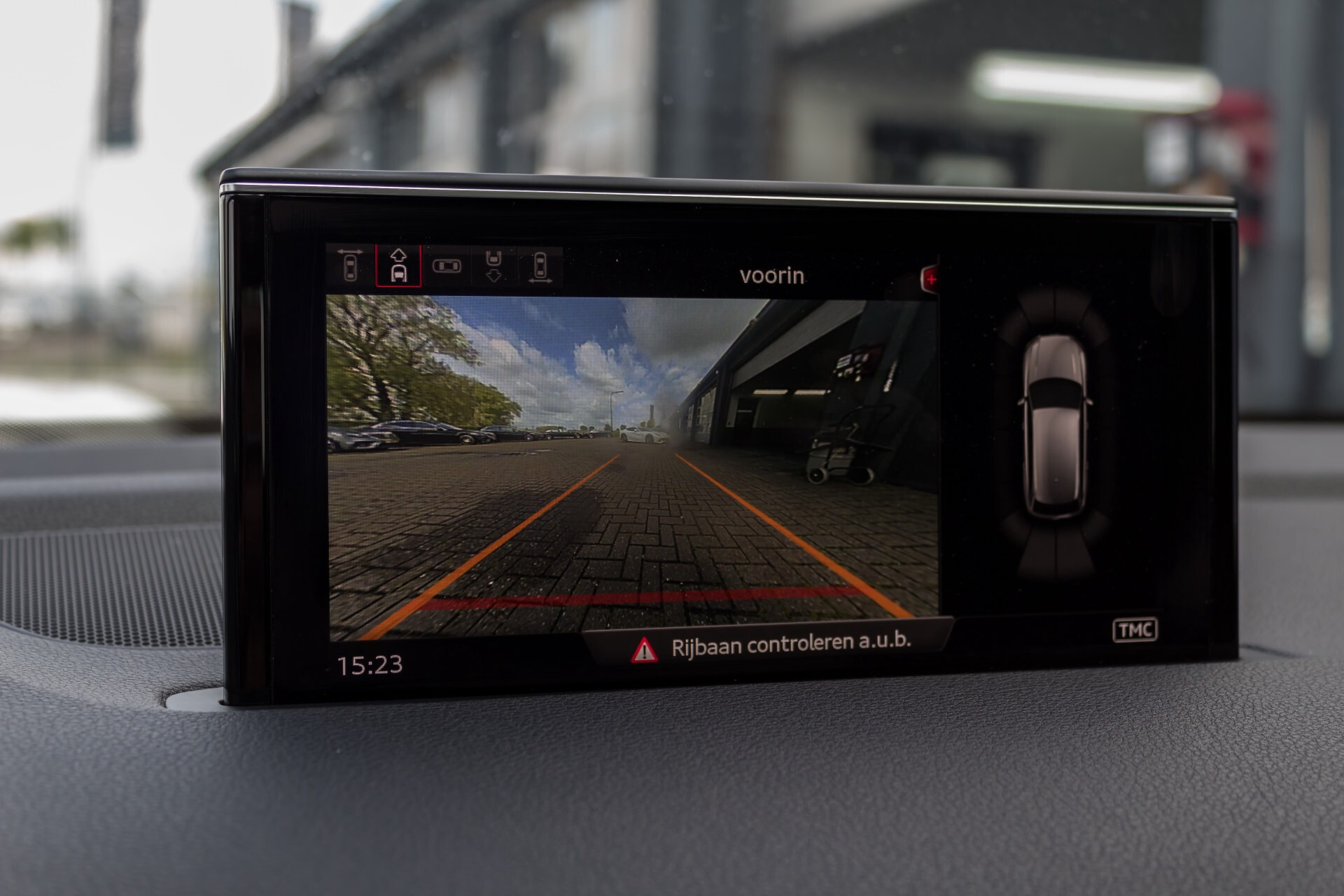 Audi SQ7 4.0 TDI 435pk Quattro Full Options Grijs Kenteken Aut8 Foto 30