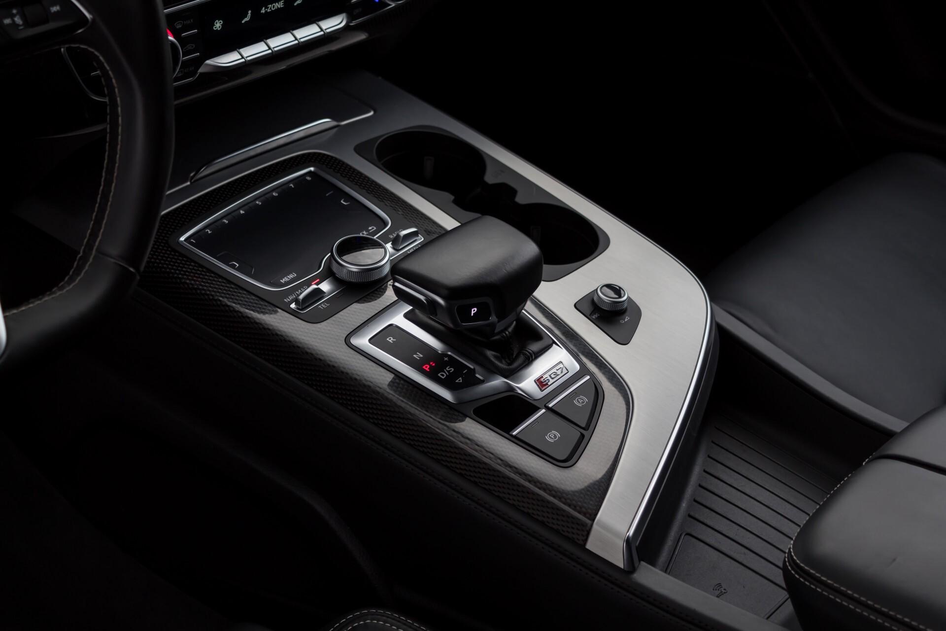 Audi SQ7 4.0 TDI 435pk Quattro Full Options Grijs Kenteken Aut8 Foto 46