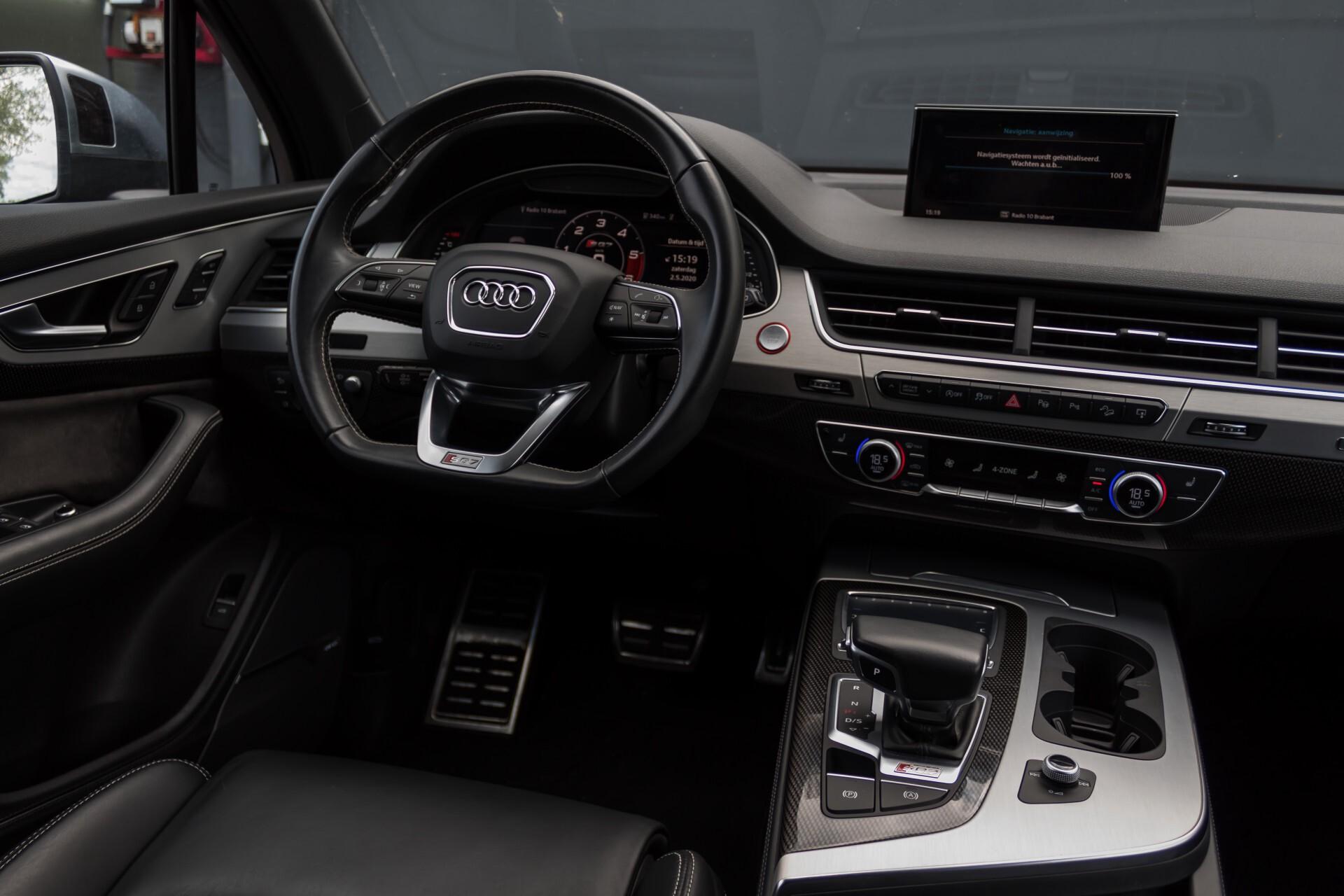 Audi SQ7 4.0 TDI 435pk Quattro Full Options Grijs Kenteken Aut8 Foto 5