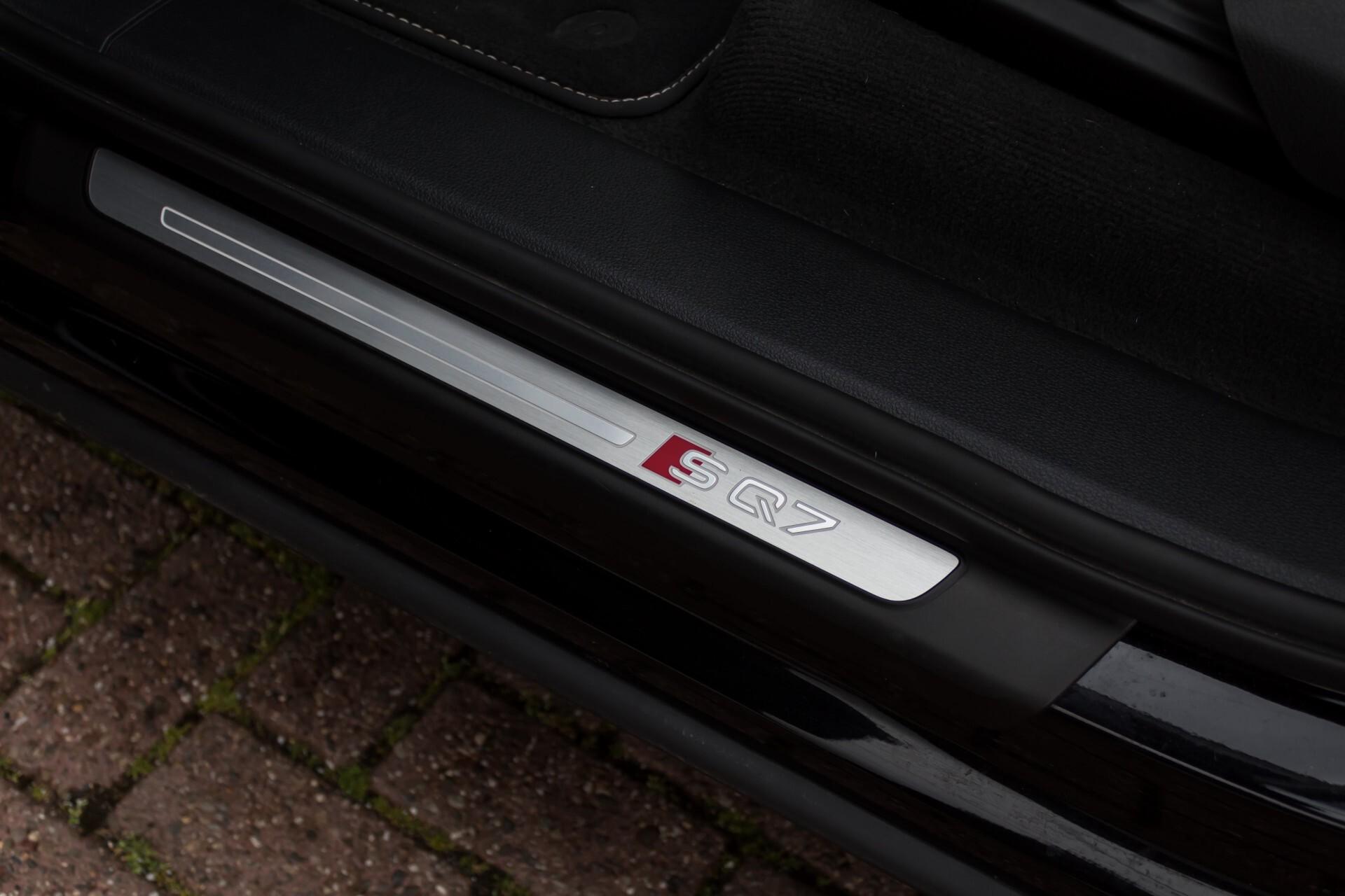 Audi SQ7 4.0 TDI 435pk Quattro Full Options Grijs Kenteken Aut8 Foto 52