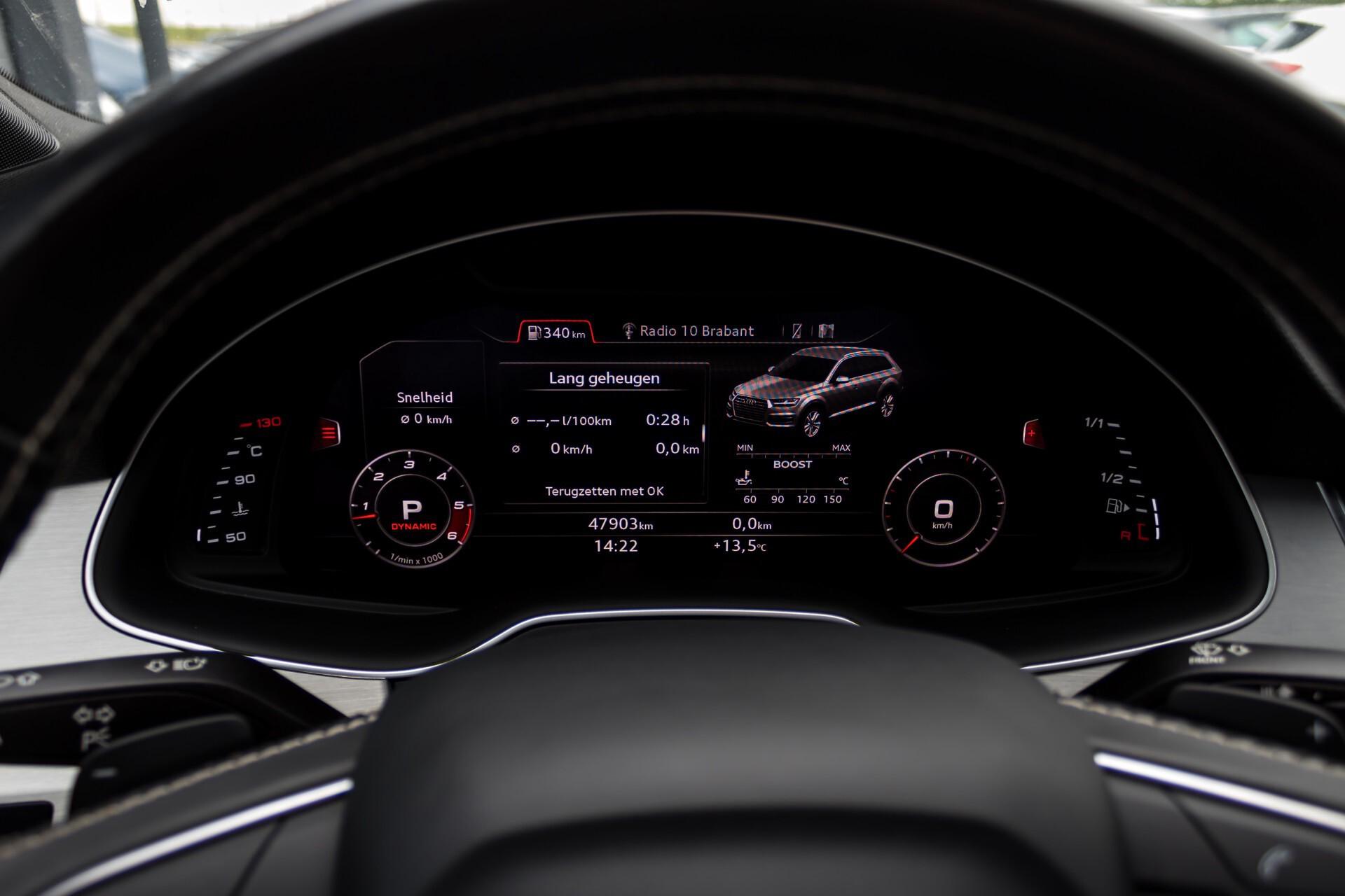 Audi SQ7 4.0 TDI 435pk Quattro Full Options Grijs Kenteken Aut8 Foto 54