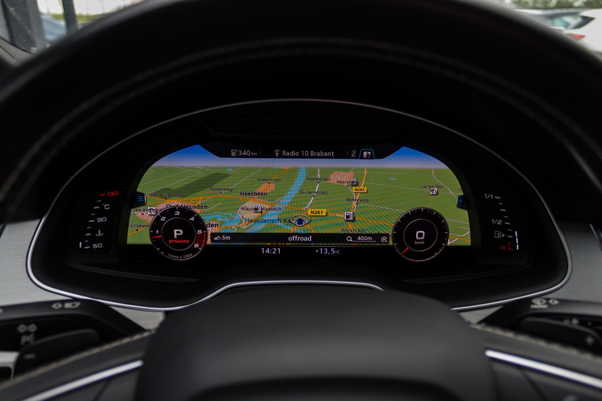 Audi SQ7 4.0 TDI 435pk Quattro Full Options Grijs Kenteken Aut8 Foto 56