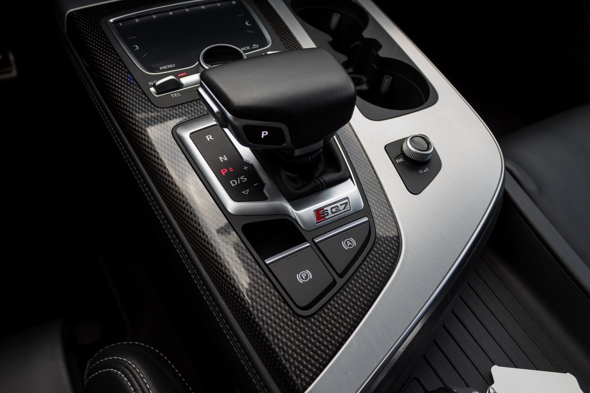 Audi SQ7 4.0 TDI 435pk Quattro Full Options Grijs Kenteken Aut8 Foto 62