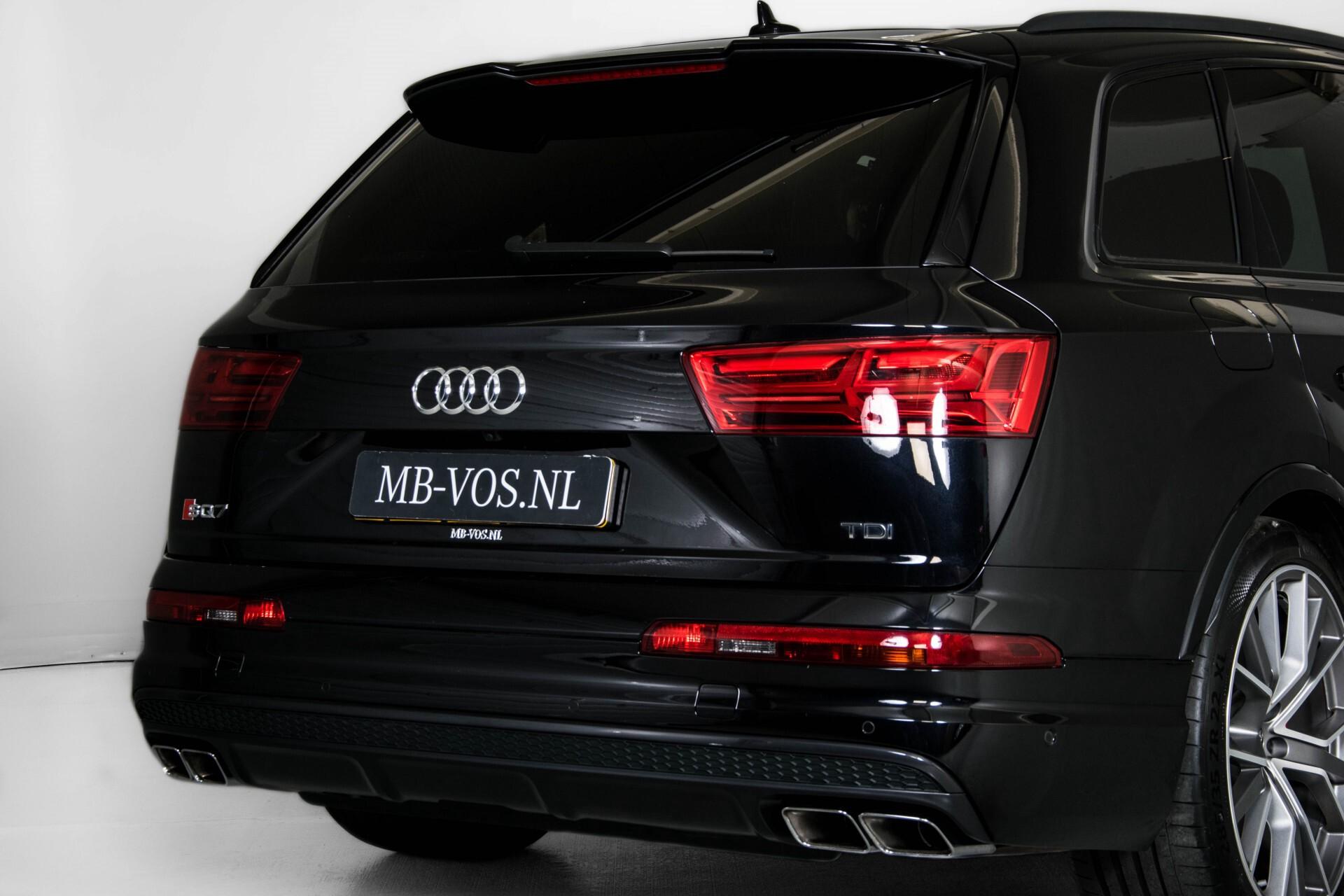 Audi SQ7 4.0 TDI 435pk Quattro Full Options Grijs Kenteken Aut8 Foto 77
