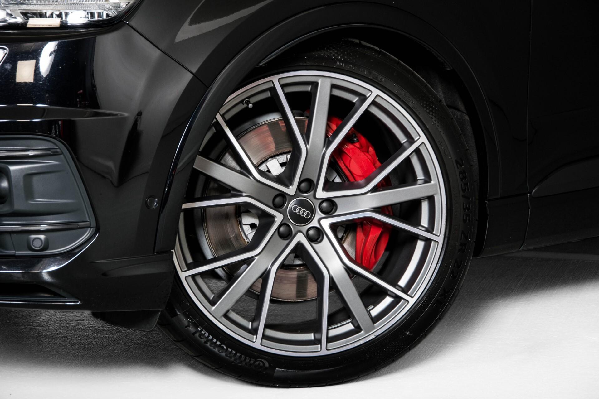 Audi SQ7 4.0 TDI 435pk Quattro Full Options Grijs Kenteken Aut8 Foto 78
