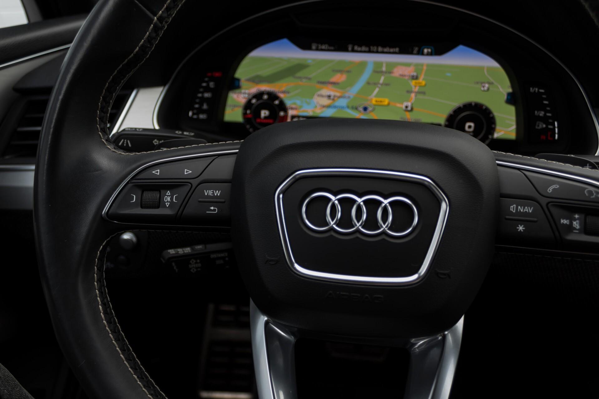 Audi SQ7 4.0 TDI 435pk Quattro Full Options Grijs Kenteken Aut8 Foto 8
