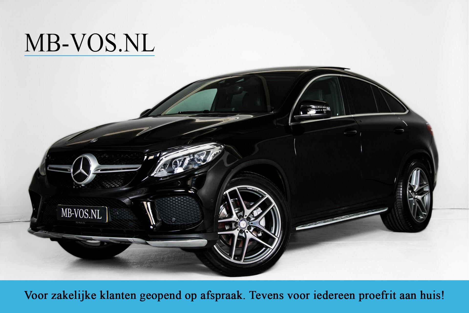 Mercedes-Benz GLE-Klasse Coupé 350 d 4-M AMG Luchtvering/Distronic/Panorama/Mem/Trekhaak Aut9 Foto 1