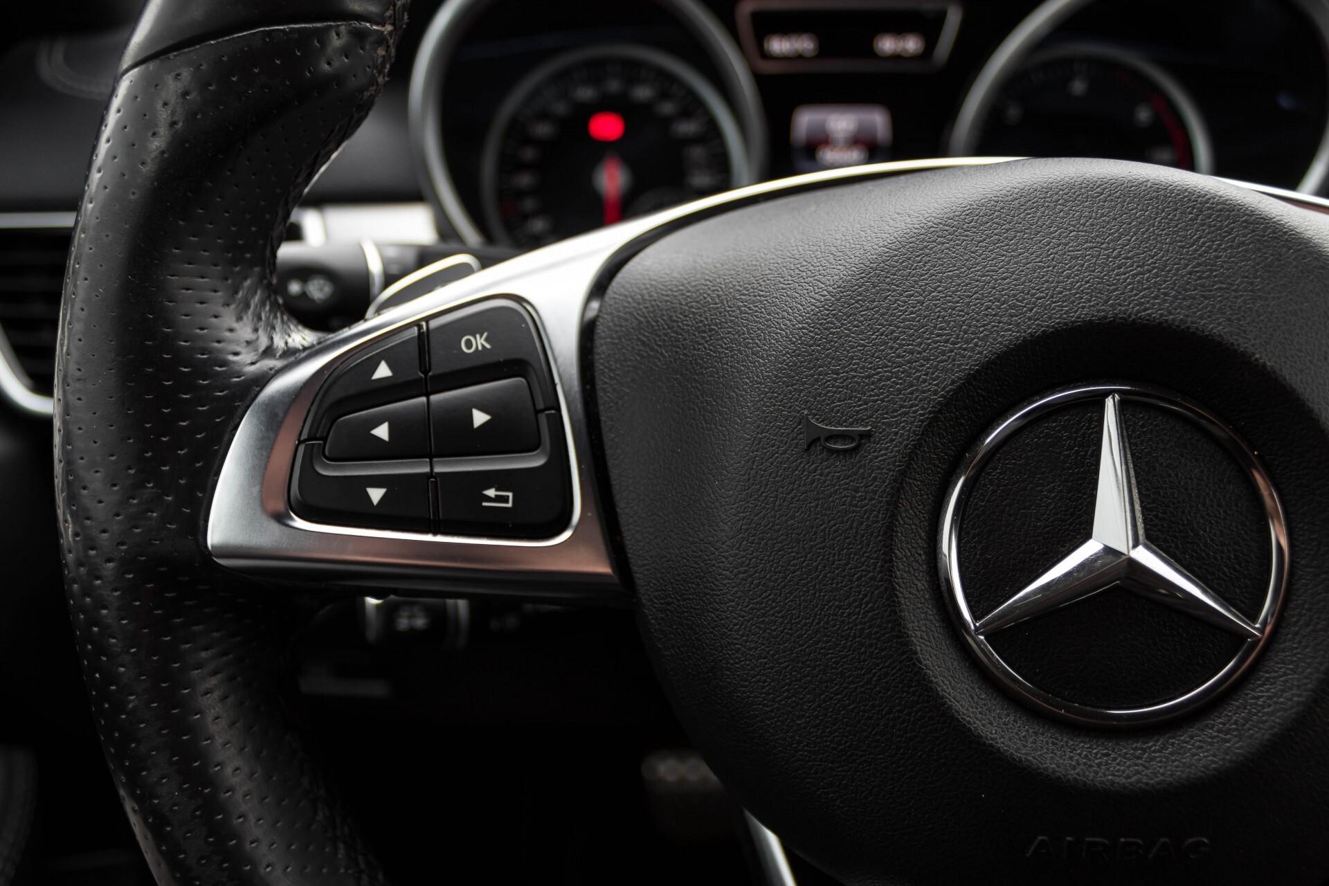 Mercedes-Benz GLE-Klasse Coupé 350 d 4-M AMG Luchtvering/Distronic/Panorama/Mem/Trekhaak Aut9 Foto 10
