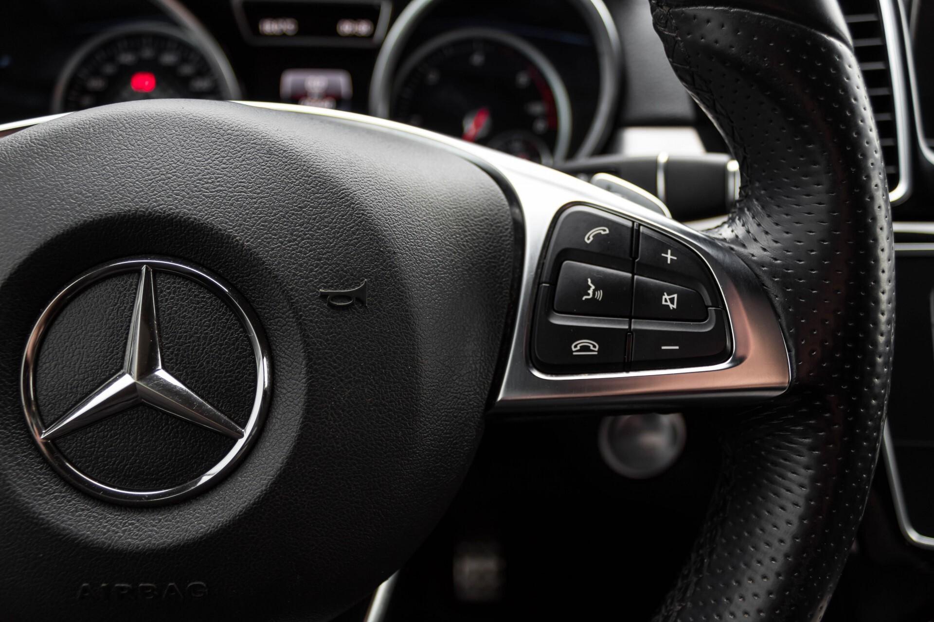 Mercedes-Benz GLE-Klasse Coupé 350 d 4-M AMG Luchtvering/Distronic/Panorama/Mem/Trekhaak Aut9 Foto 16