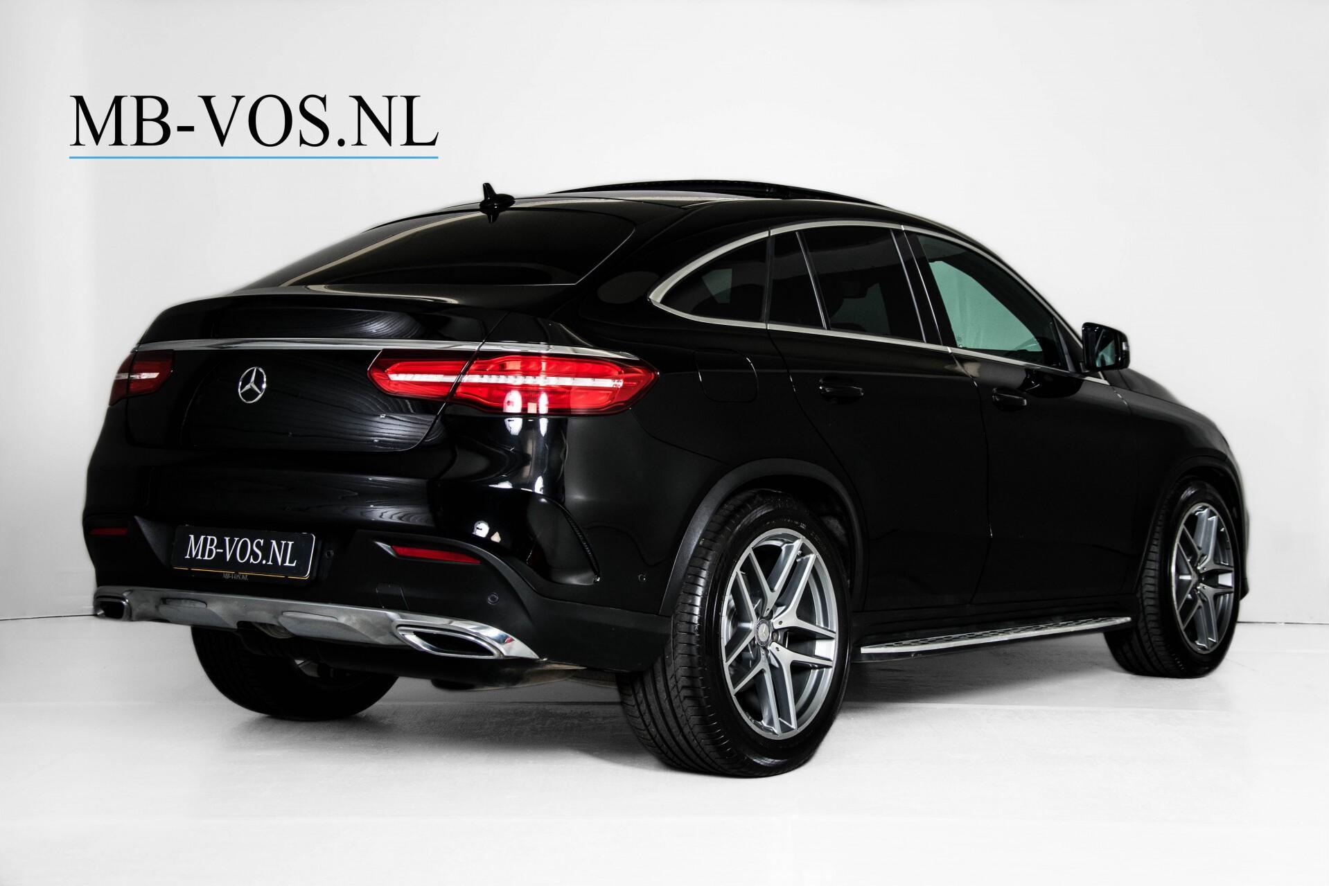 Mercedes-Benz GLE-Klasse Coupé 350 d 4-M AMG Luchtvering/Distronic/Panorama/Mem/Trekhaak Aut9 Foto 2