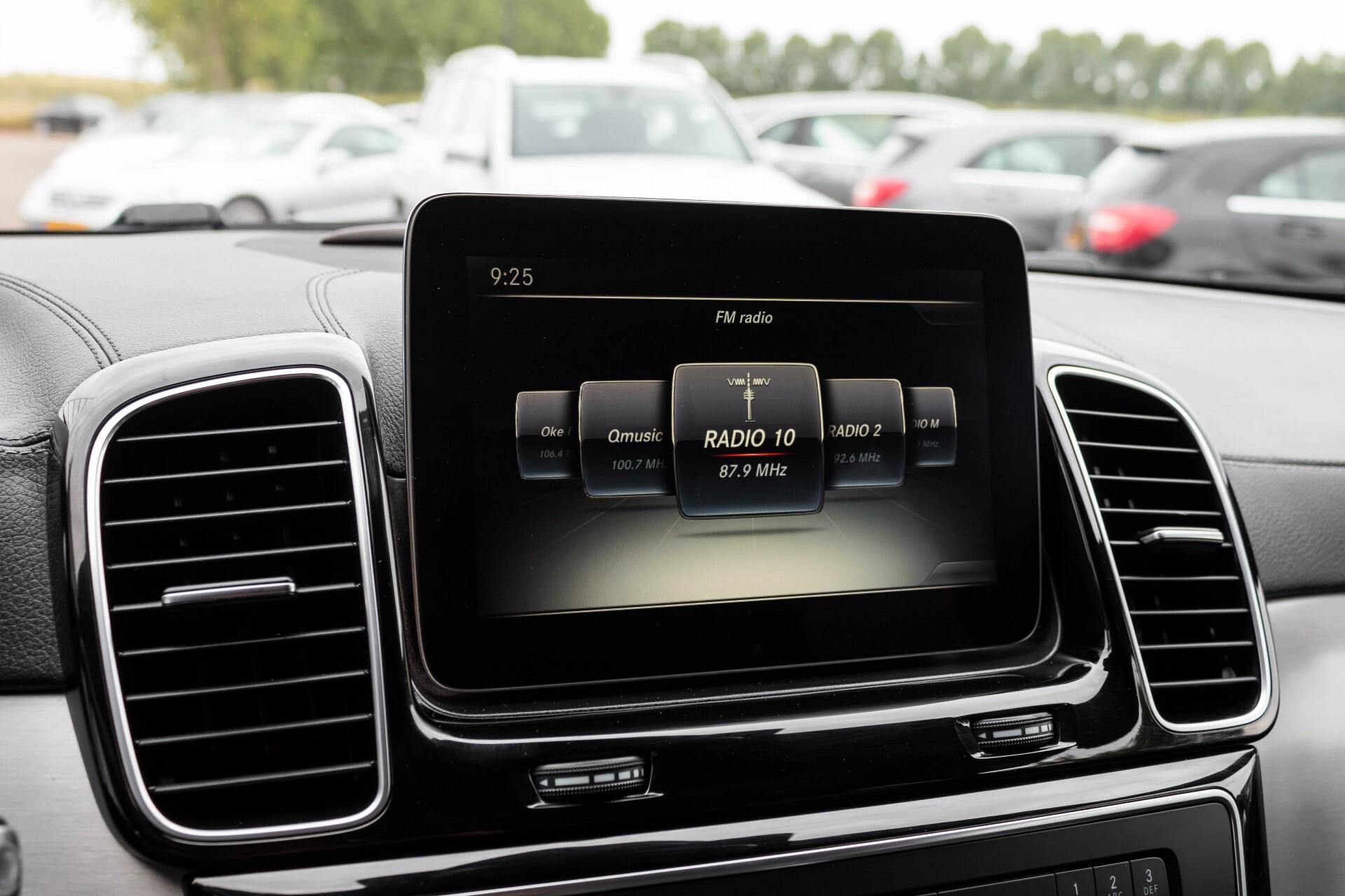 Mercedes-Benz GLE-Klasse Coupé 350 d 4-M AMG Luchtvering/Distronic/Panorama/Mem/Trekhaak Aut9 Foto 22