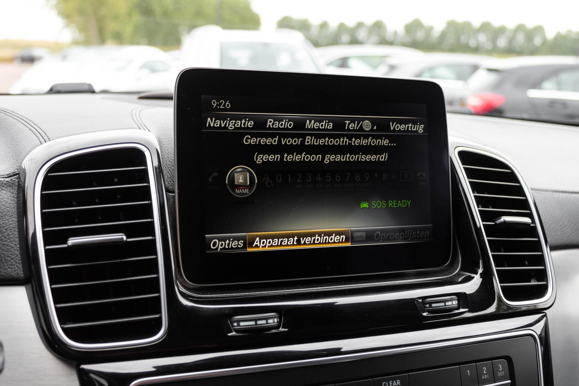 Mercedes-Benz GLE-Klasse Coupé 350 d 4-M AMG Luchtvering/Distronic/Panorama/Mem/Trekhaak Aut9 Foto 28