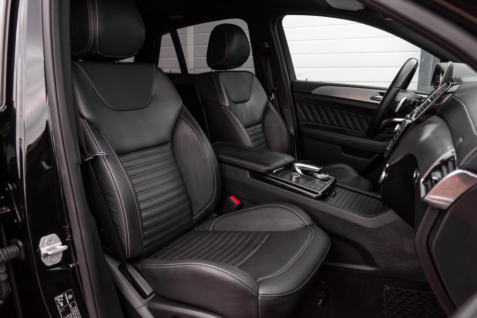 Mercedes-Benz GLE-Klasse Coupé 350 d 4-M AMG Luchtvering/Distronic/Panorama/Mem/Trekhaak Aut9 Foto 3