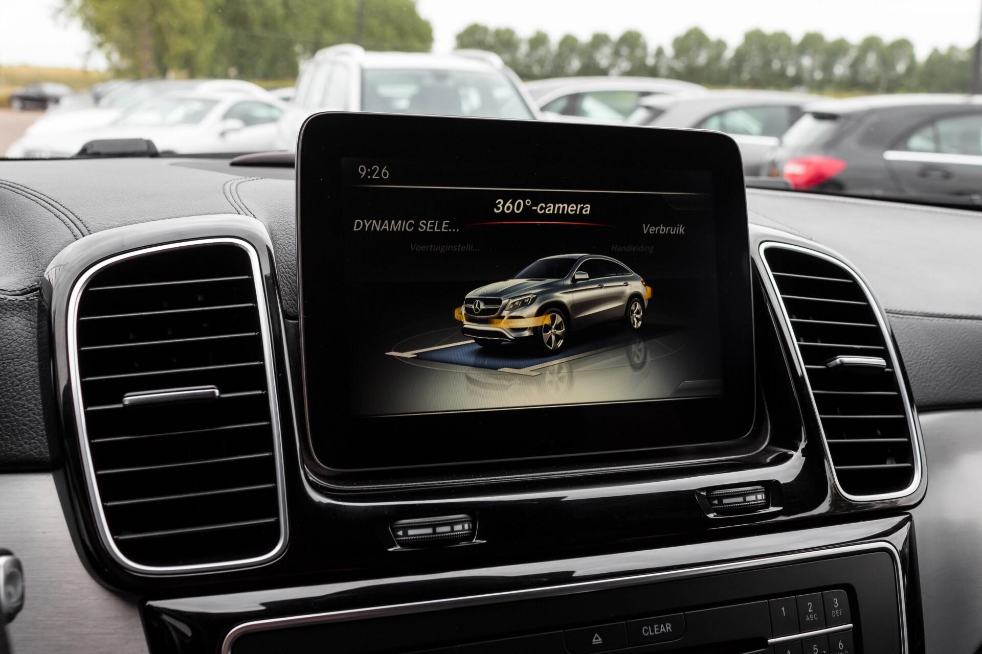 Mercedes-Benz GLE-Klasse Coupé 350 d 4-M AMG Luchtvering/Distronic/Panorama/Mem/Trekhaak Aut9 Foto 30