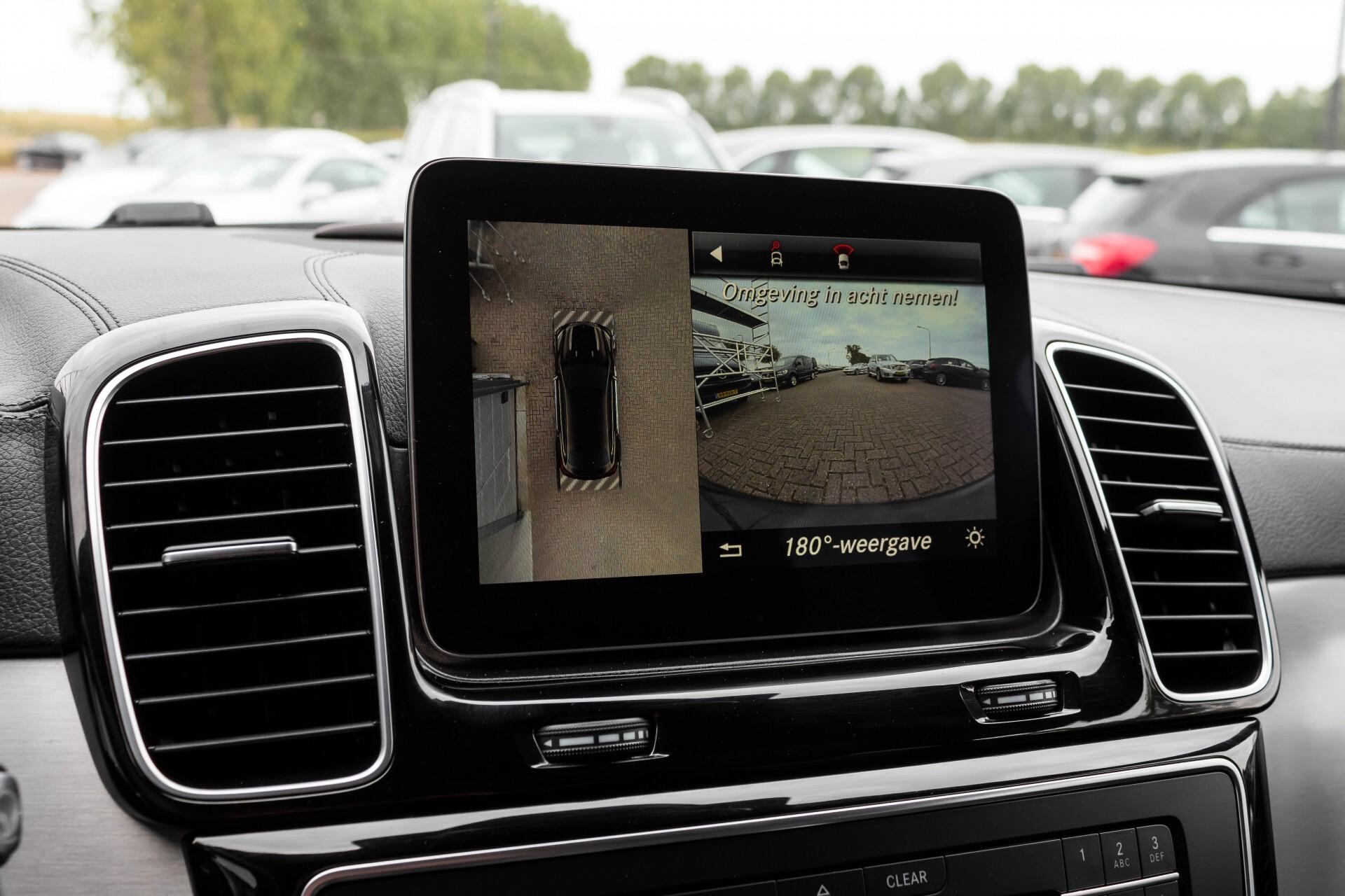 Mercedes-Benz GLE-Klasse Coupé 350 d 4-M AMG Luchtvering/Distronic/Panorama/Mem/Trekhaak Aut9 Foto 32