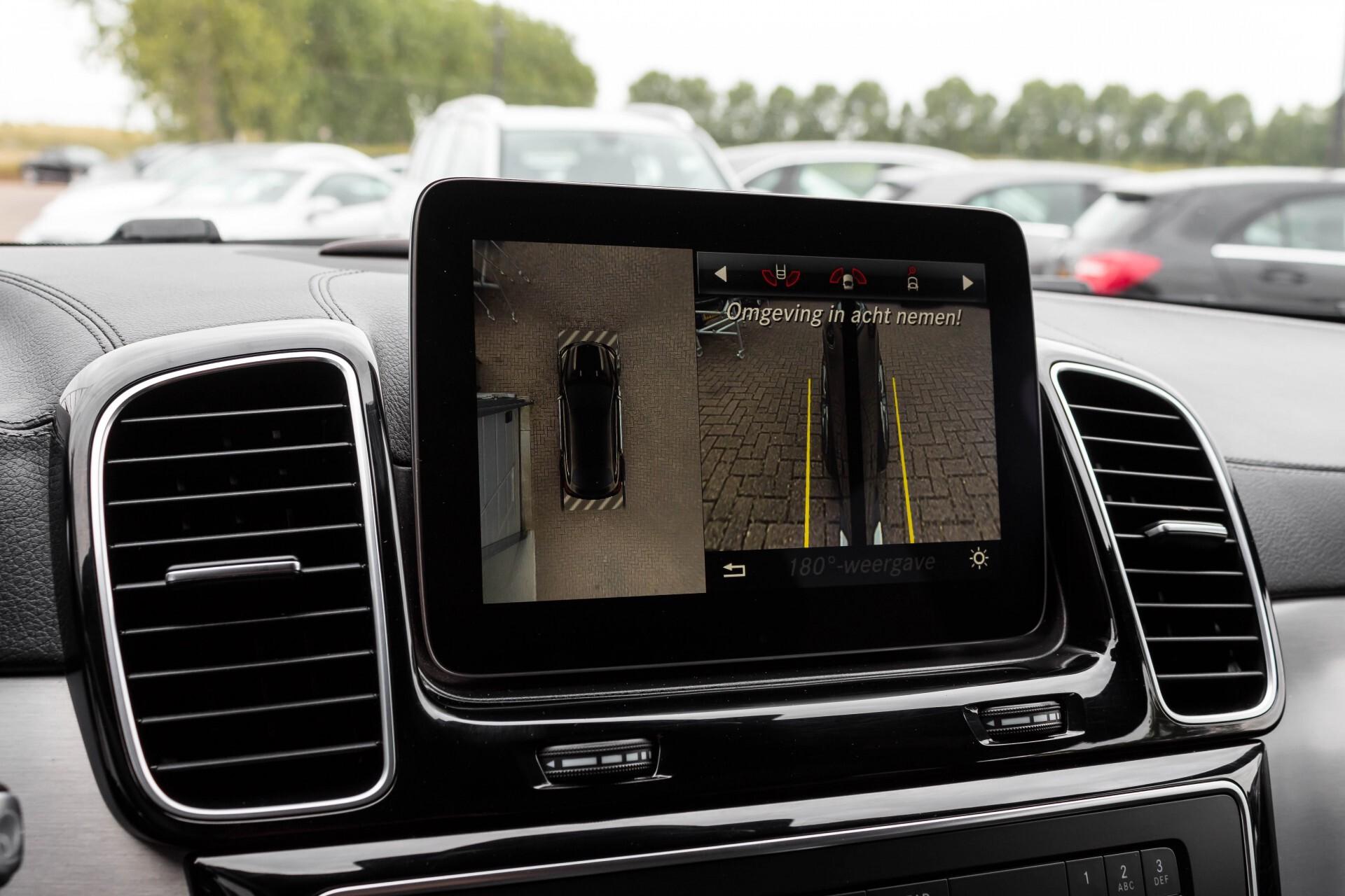 Mercedes-Benz GLE-Klasse Coupé 350 d 4-M AMG Luchtvering/Distronic/Panorama/Mem/Trekhaak Aut9 Foto 36