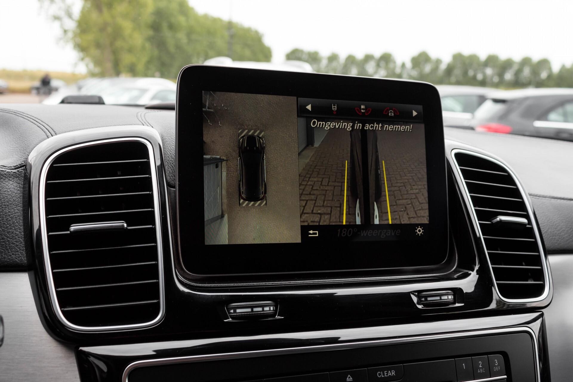 Mercedes-Benz GLE-Klasse Coupé 350 d 4-M AMG Luchtvering/Distronic/Panorama/Mem/Trekhaak Aut9 Foto 38