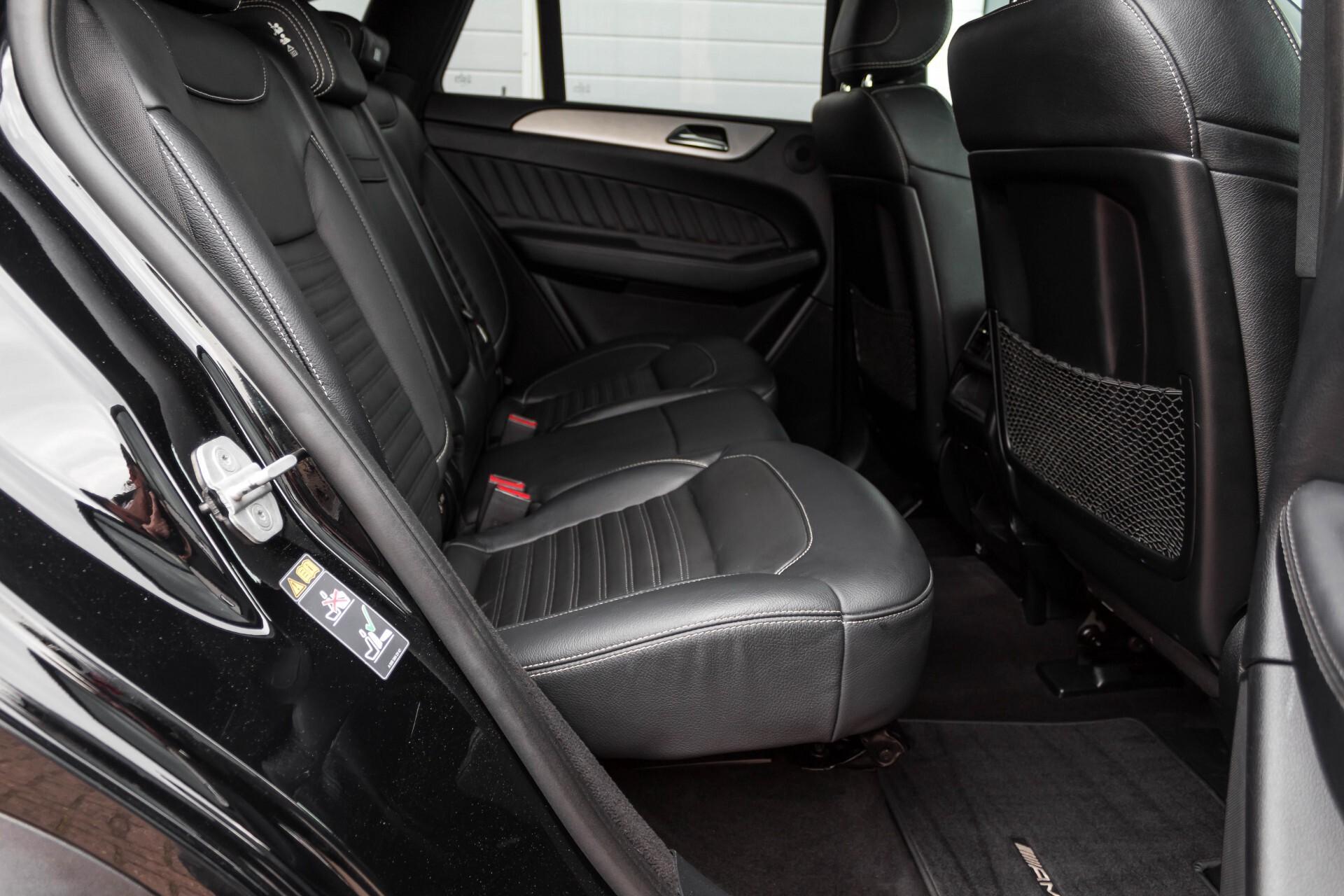 Mercedes-Benz GLE-Klasse Coupé 350 d 4-M AMG Luchtvering/Distronic/Panorama/Mem/Trekhaak Aut9 Foto 4