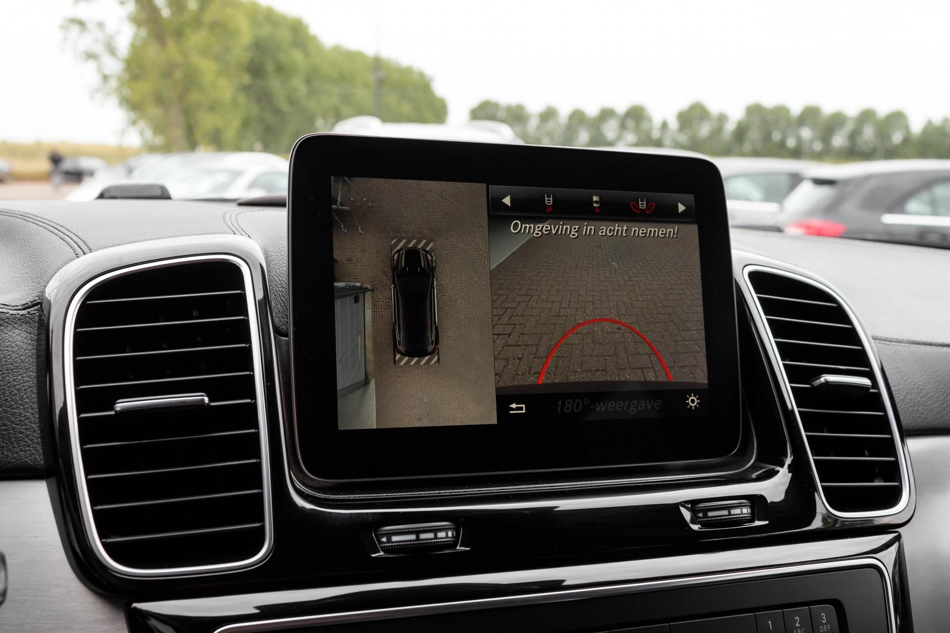 Mercedes-Benz GLE-Klasse Coupé 350 d 4-M AMG Luchtvering/Distronic/Panorama/Mem/Trekhaak Aut9 Foto 40