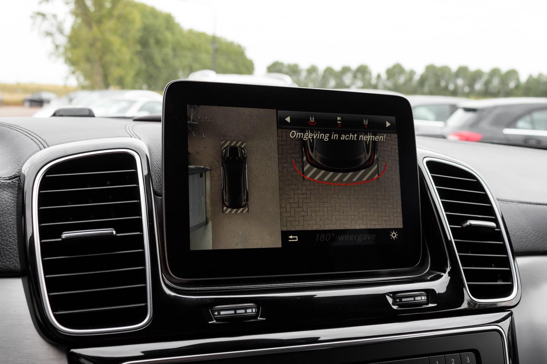 Mercedes-Benz GLE-Klasse Coupé 350 d 4-M AMG Luchtvering/Distronic/Panorama/Mem/Trekhaak Aut9 Foto 42
