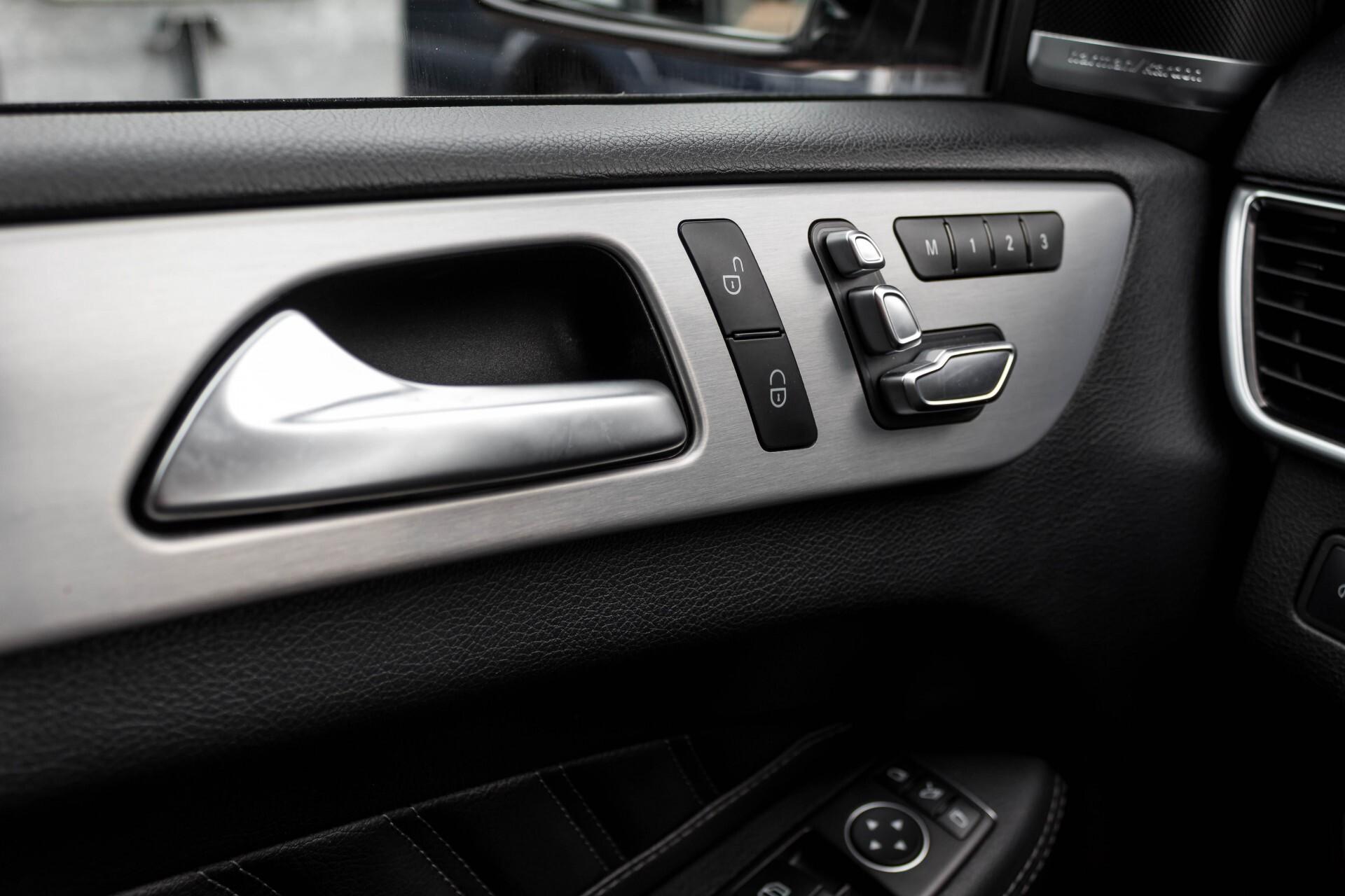 Mercedes-Benz GLE-Klasse Coupé 350 d 4-M AMG Luchtvering/Distronic/Panorama/Mem/Trekhaak Aut9 Foto 43