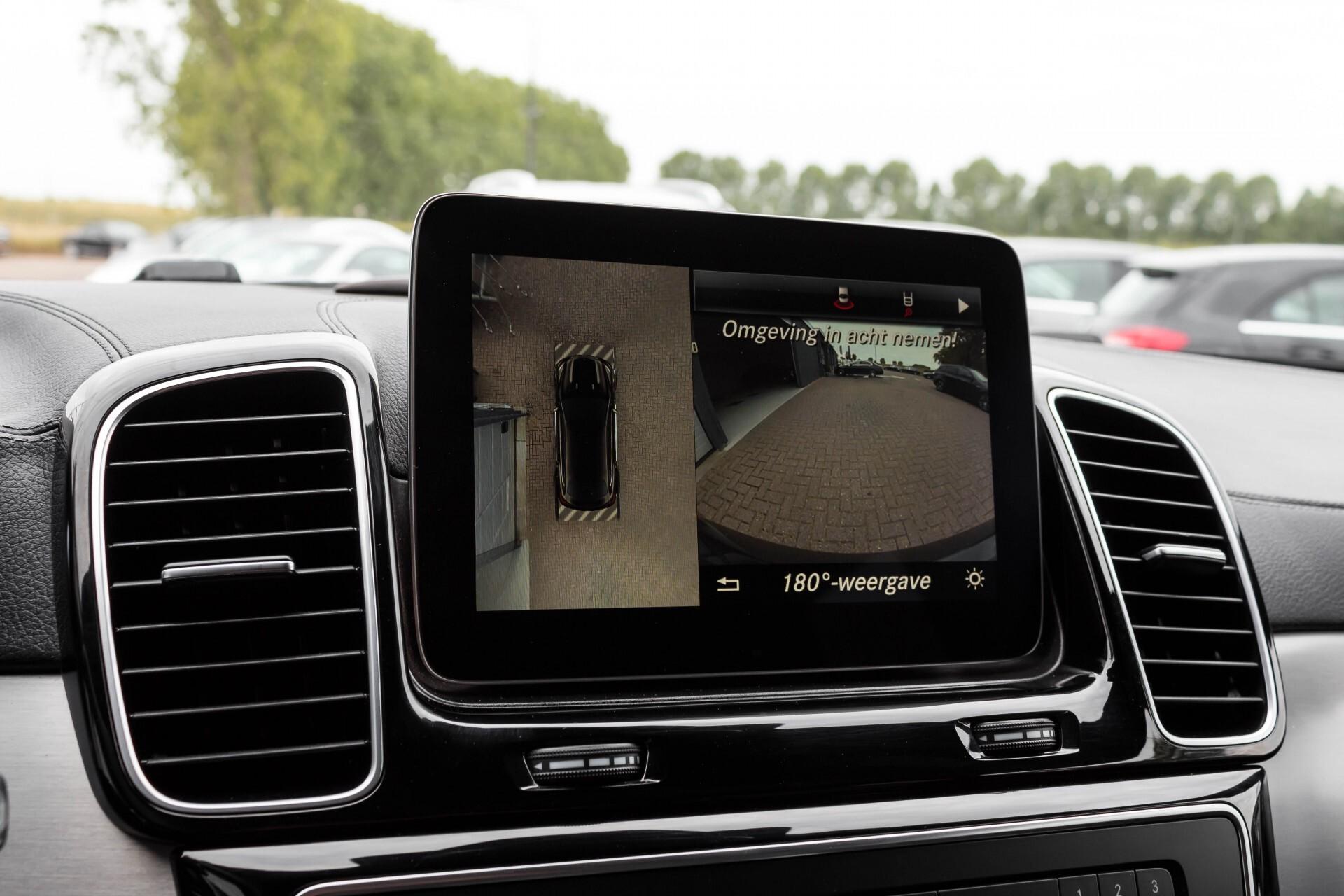 Mercedes-Benz GLE-Klasse Coupé 350 d 4-M AMG Luchtvering/Distronic/Panorama/Mem/Trekhaak Aut9 Foto 44