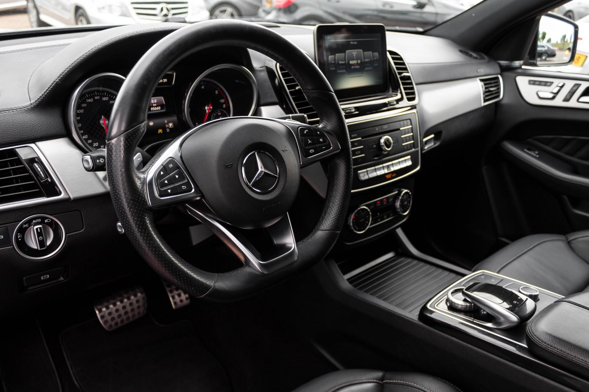Mercedes-Benz GLE-Klasse Coupé 350 d 4-M AMG Luchtvering/Distronic/Panorama/Mem/Trekhaak Aut9 Foto 50