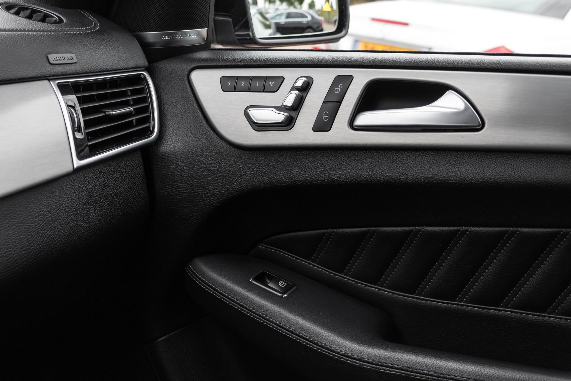 Mercedes-Benz GLE-Klasse Coupé 350 d 4-M AMG Luchtvering/Distronic/Panorama/Mem/Trekhaak Aut9 Foto 52