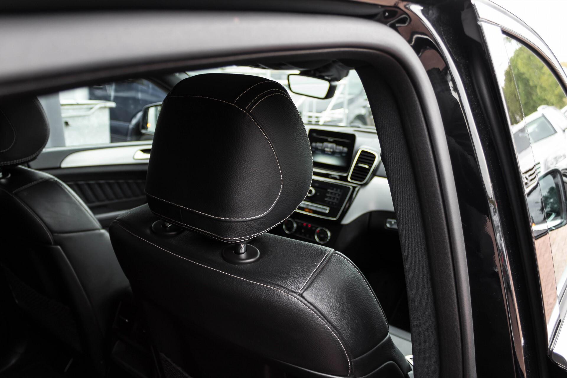 Mercedes-Benz GLE-Klasse Coupé 350 d 4-M AMG Luchtvering/Distronic/Panorama/Mem/Trekhaak Aut9 Foto 57