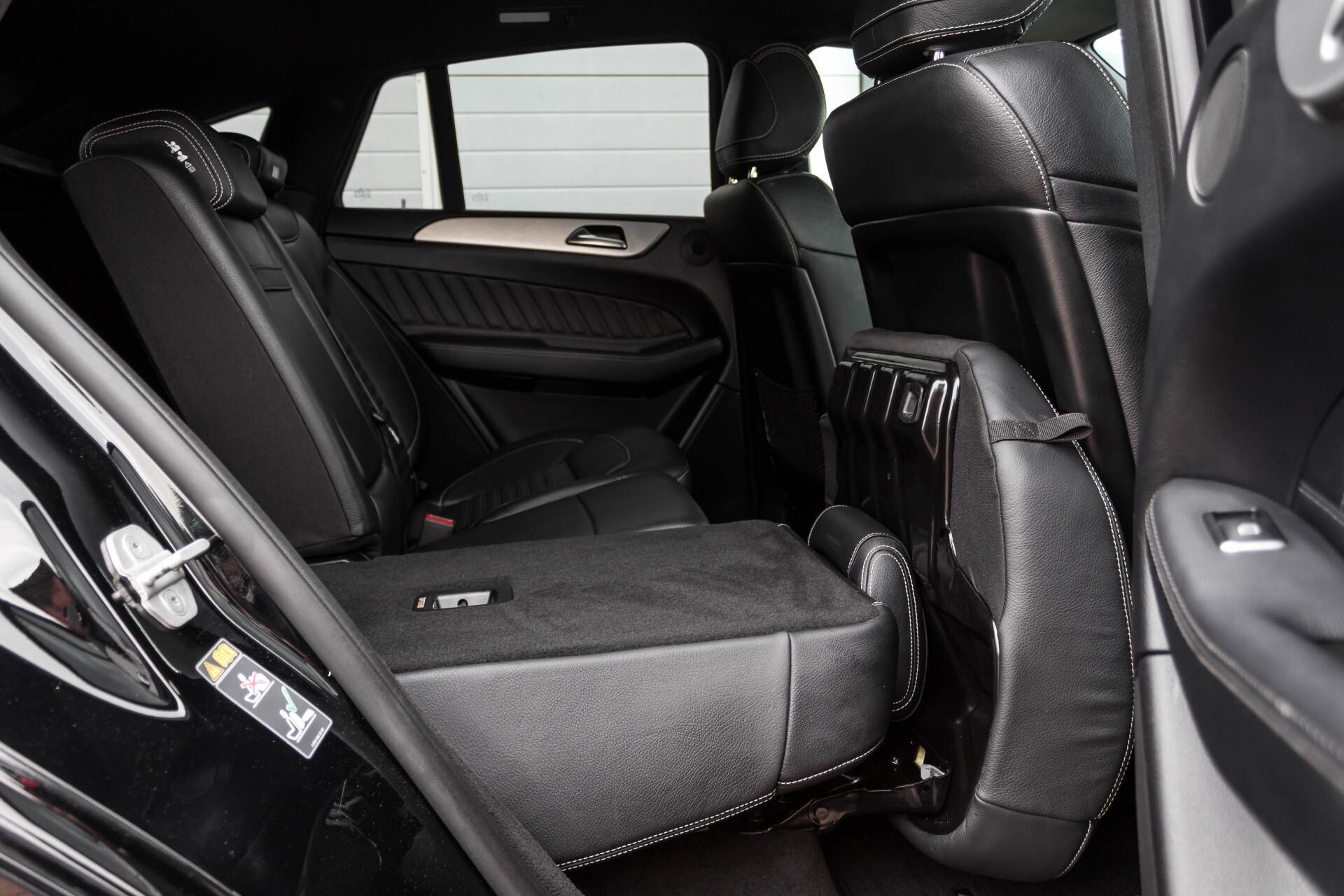 Mercedes-Benz GLE-Klasse Coupé 350 d 4-M AMG Luchtvering/Distronic/Panorama/Mem/Trekhaak Aut9 Foto 6