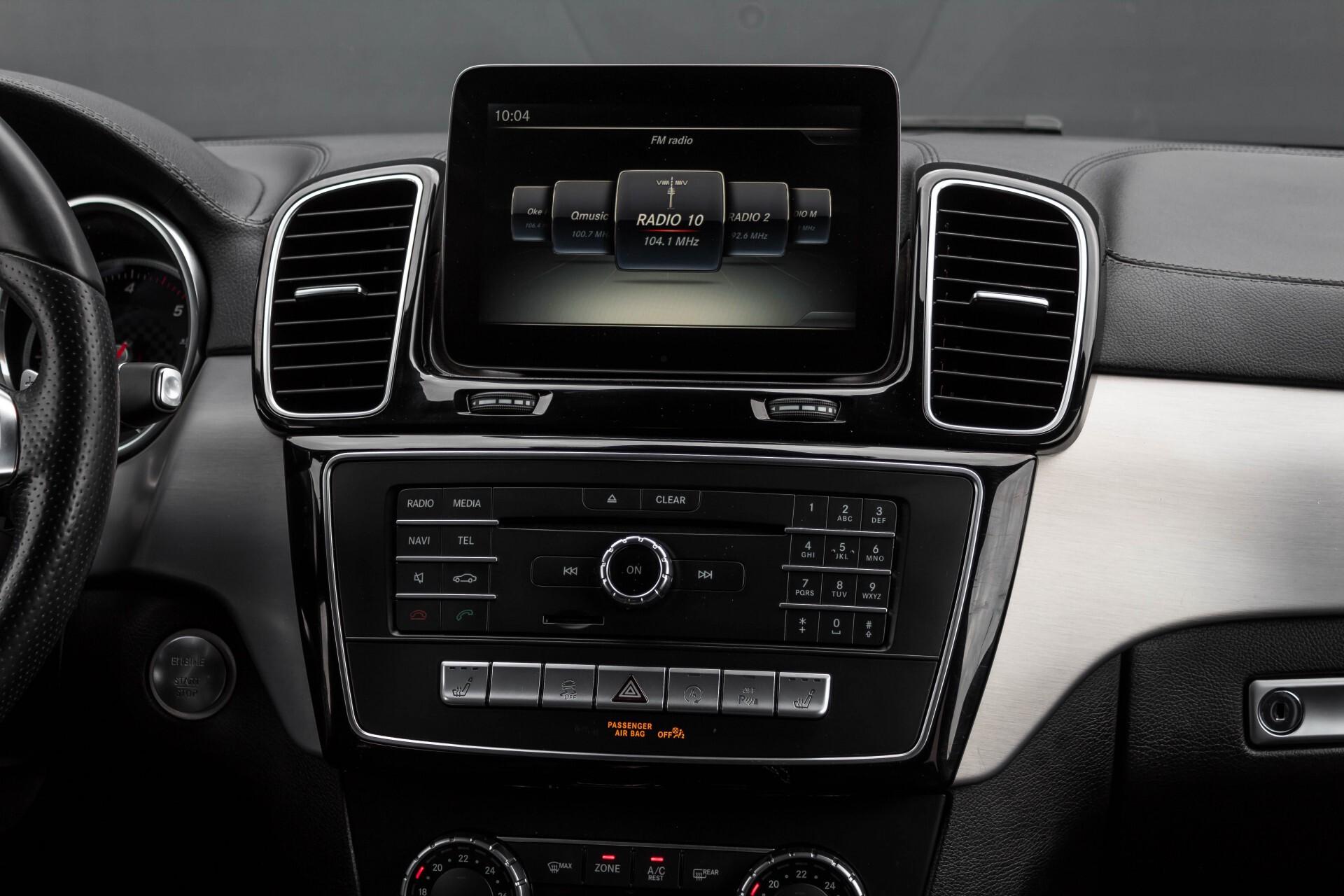 Mercedes-Benz GLE-Klasse Coupé 350 d 4-M AMG Luchtvering/Distronic/Panorama/Mem/Trekhaak Aut9 Foto 62